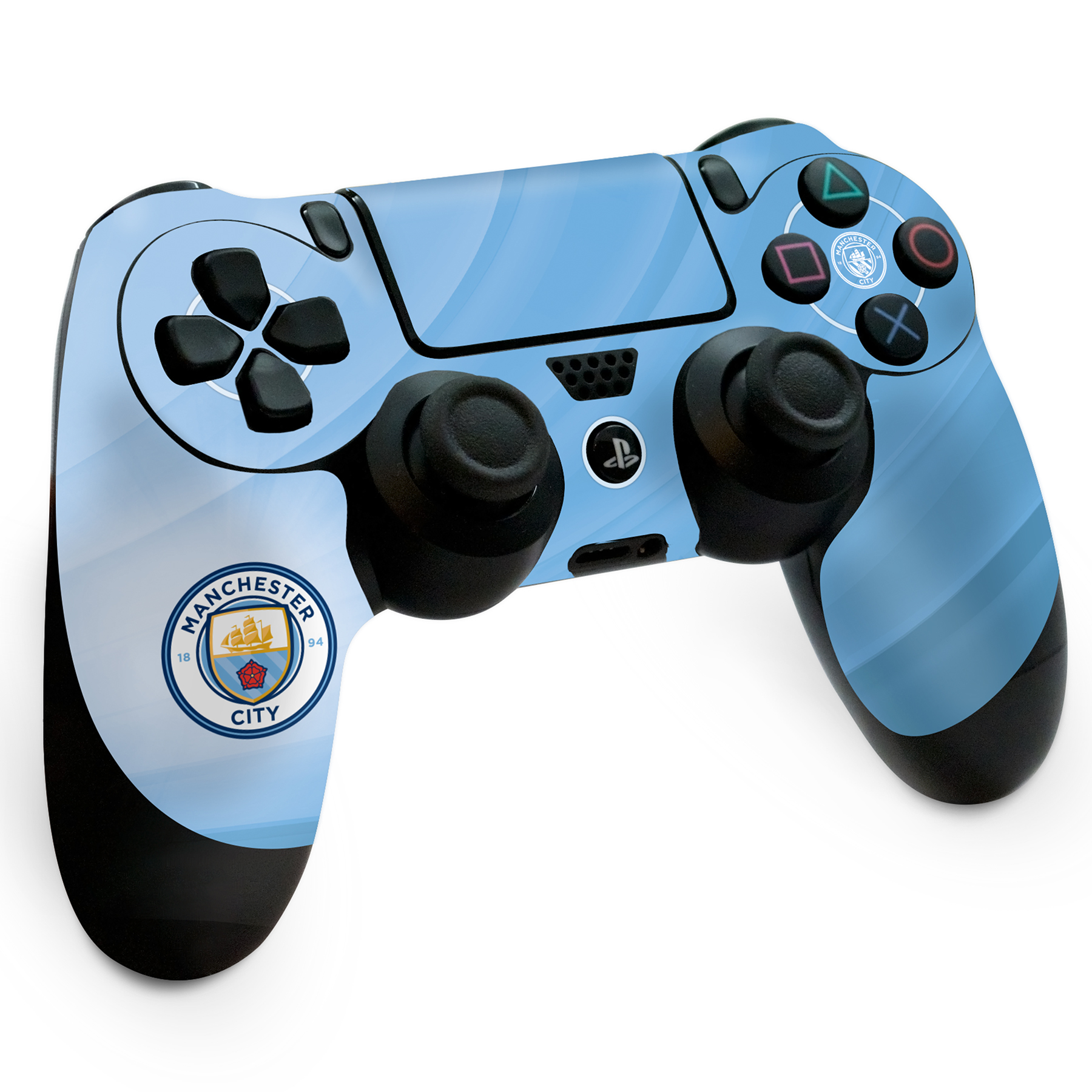 Manchester City Controller Skin - PS4