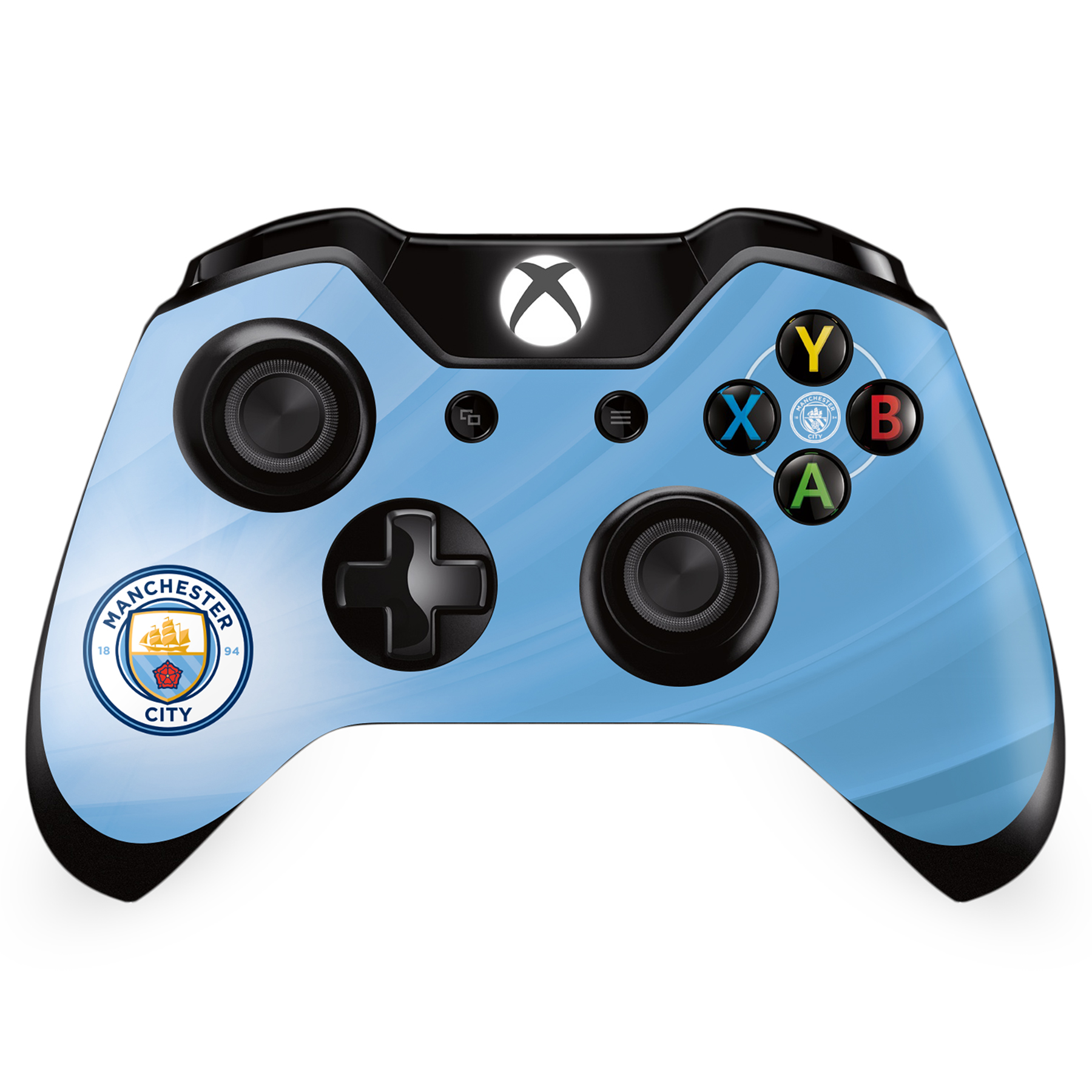 Manchester City Controller Skin - Xbox One