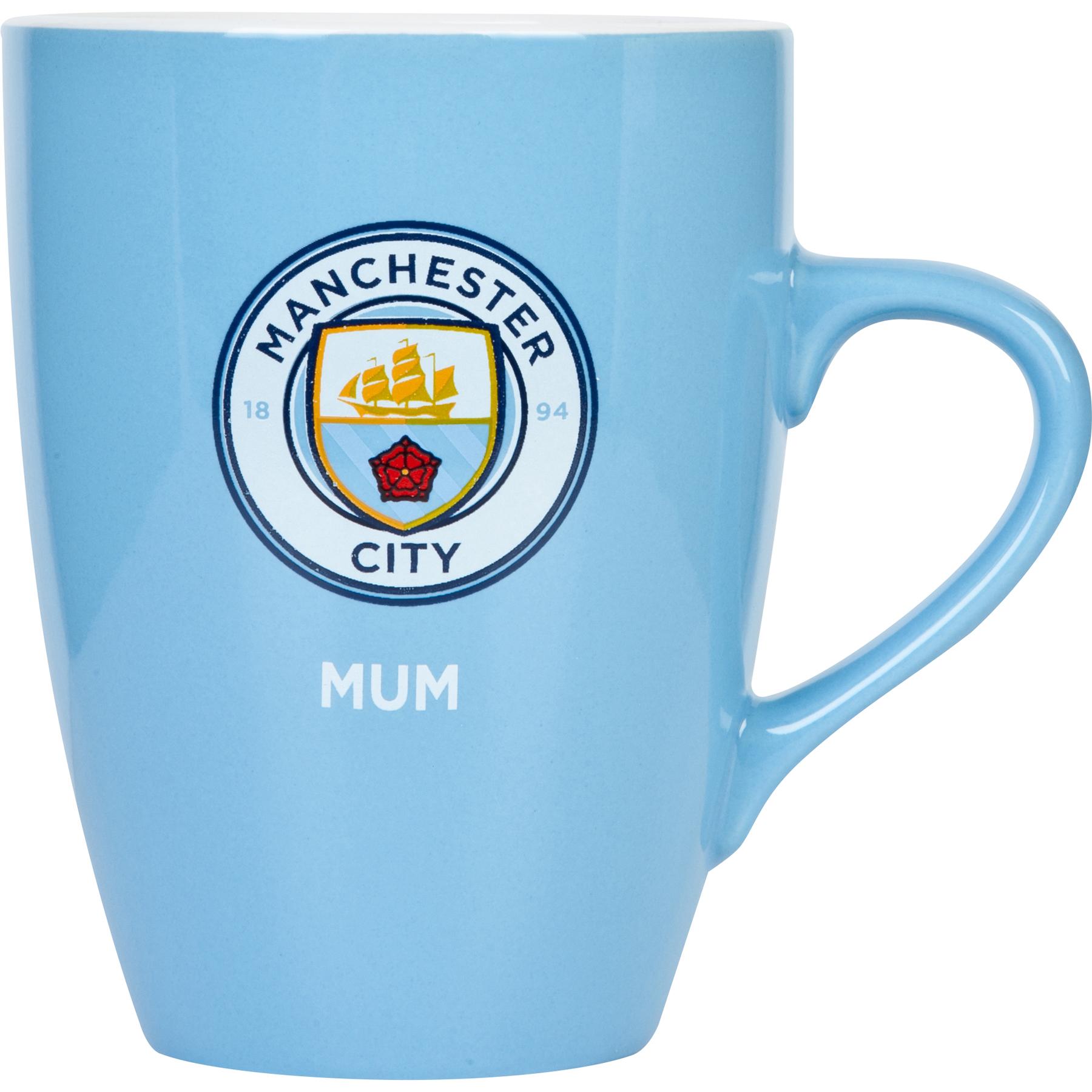 Manchester City Personalised Mug
