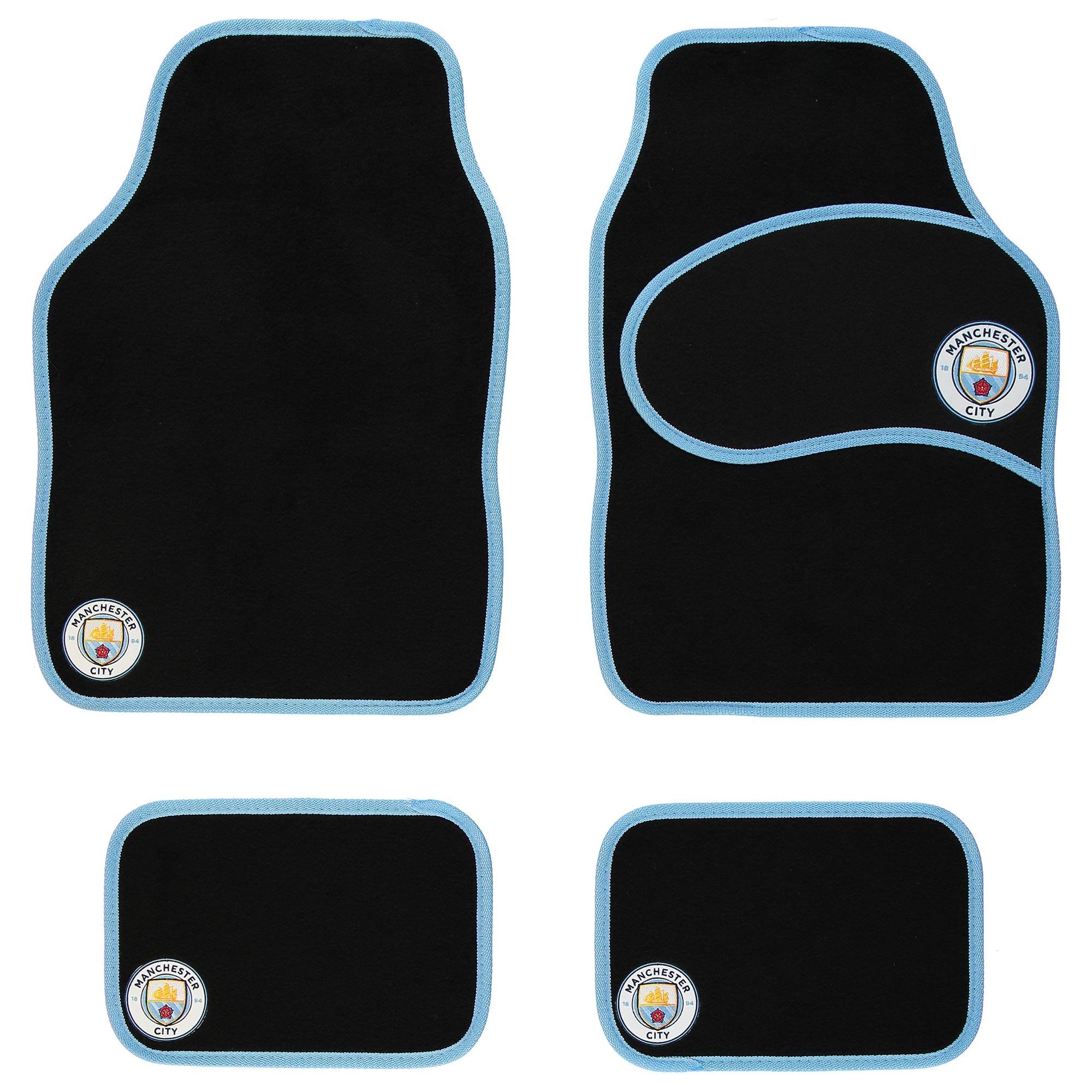 Manchester City Universal Car Mats