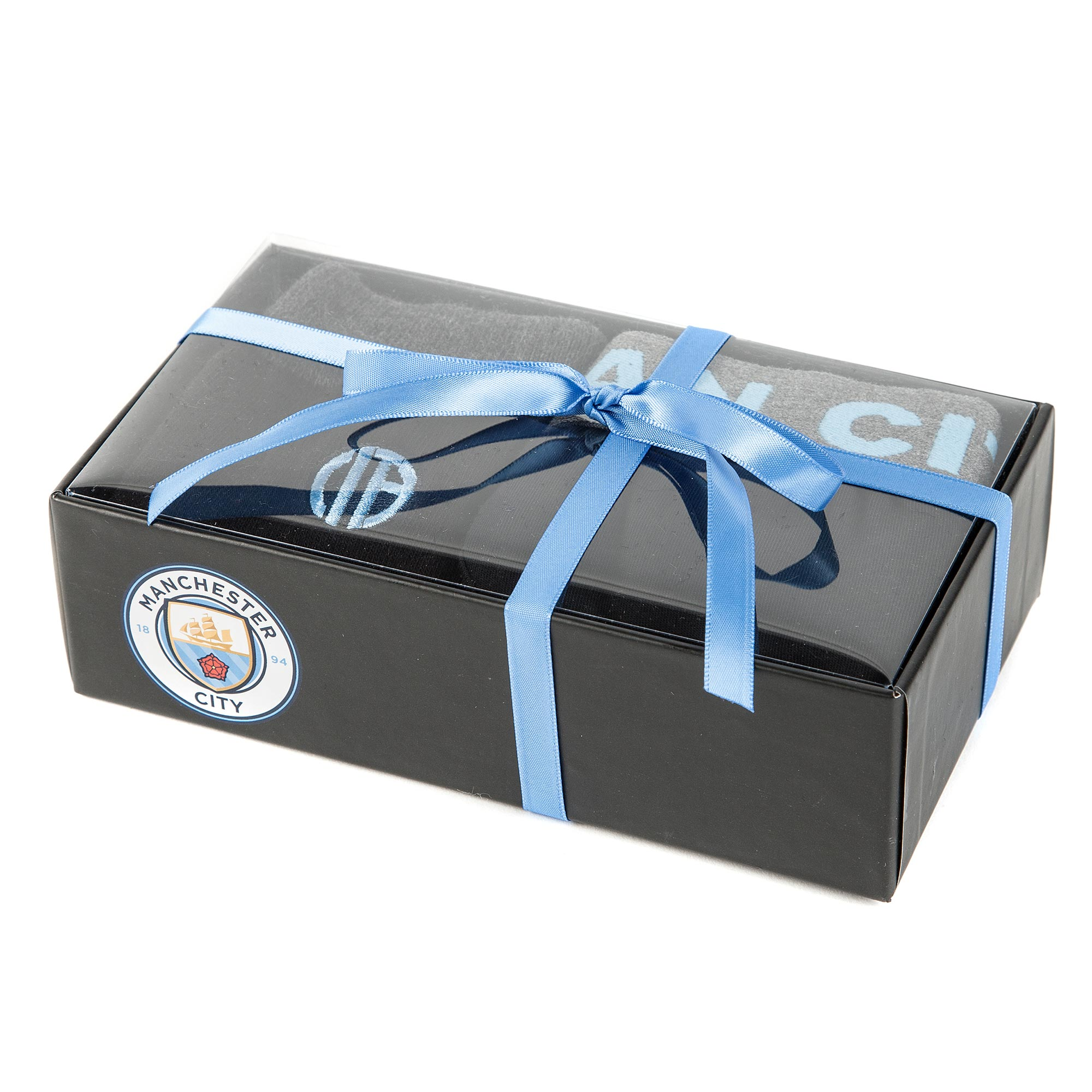 Manchester City Pant and Sock Box Set