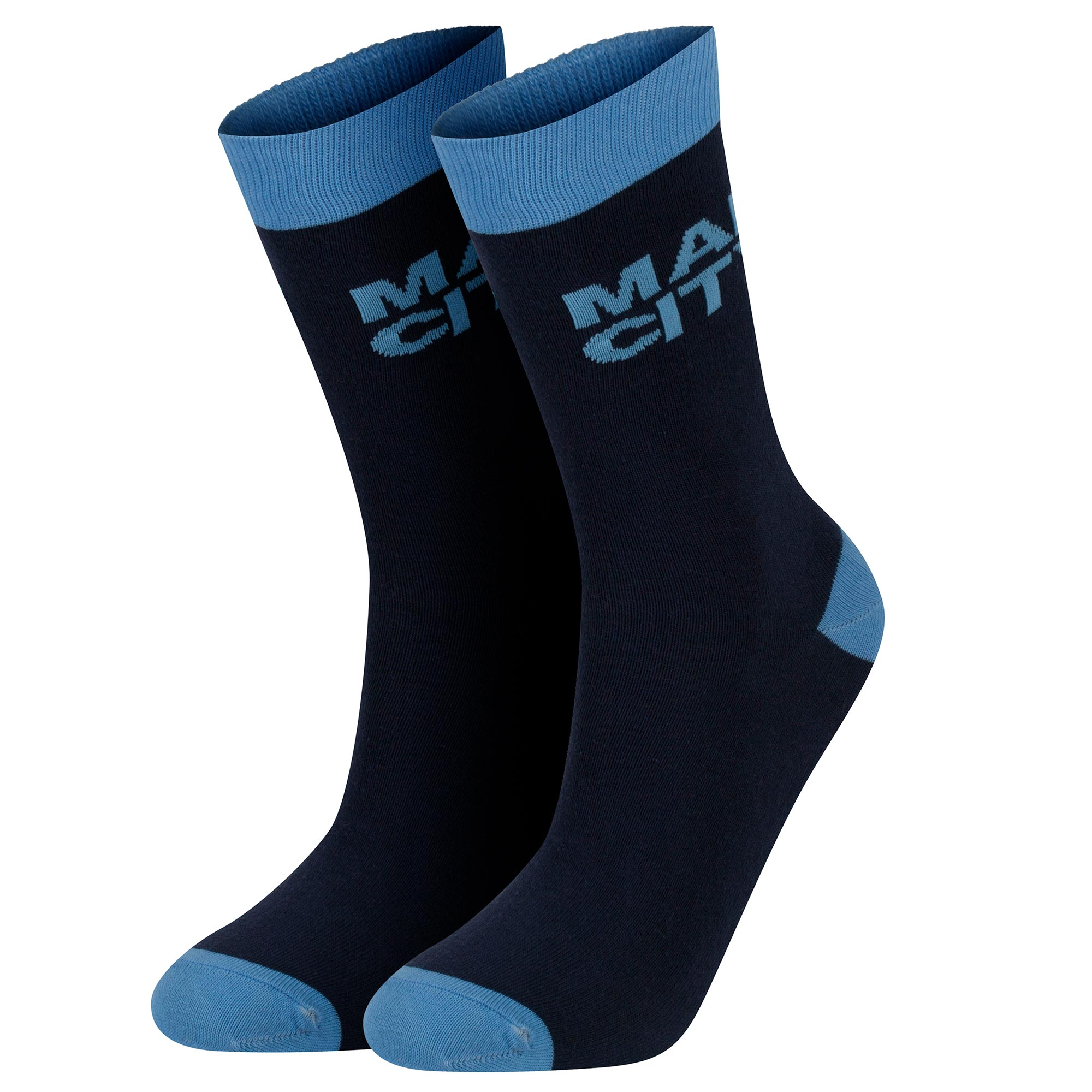 Manchester City Core Sock