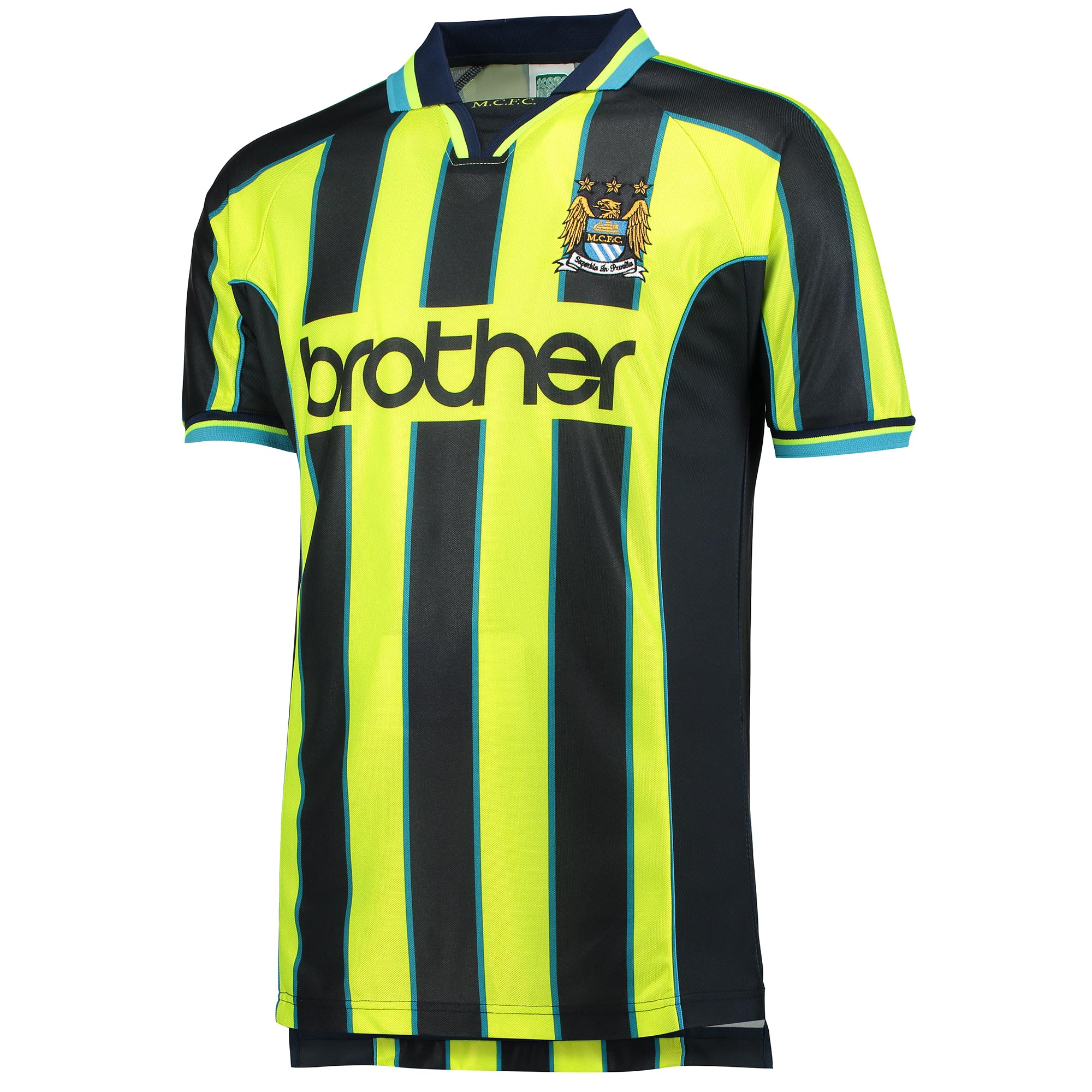Manchester City 1999 Wembley Shirt