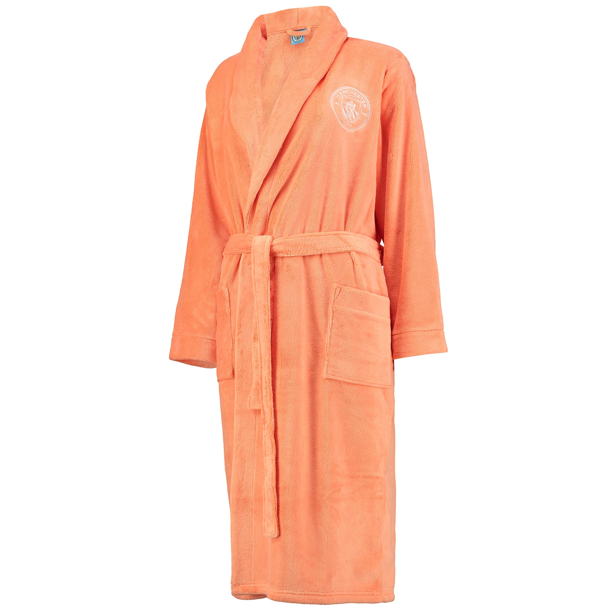 Manchester City Robe - Salmon Pink - Womens