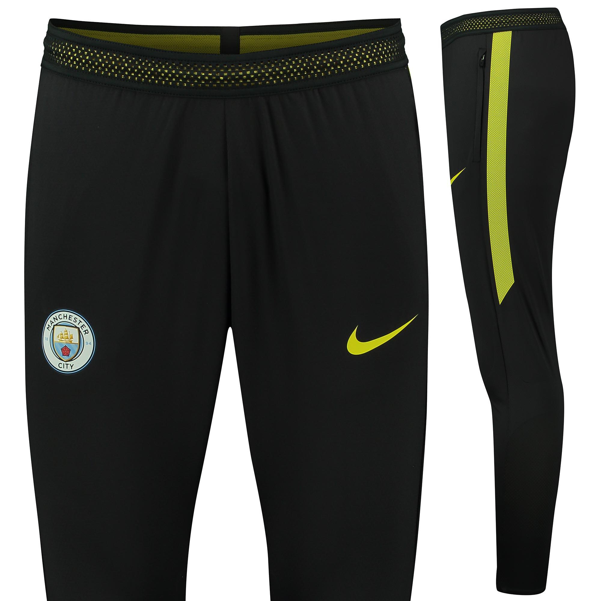Manchester City Strike Pant - Dark Grey