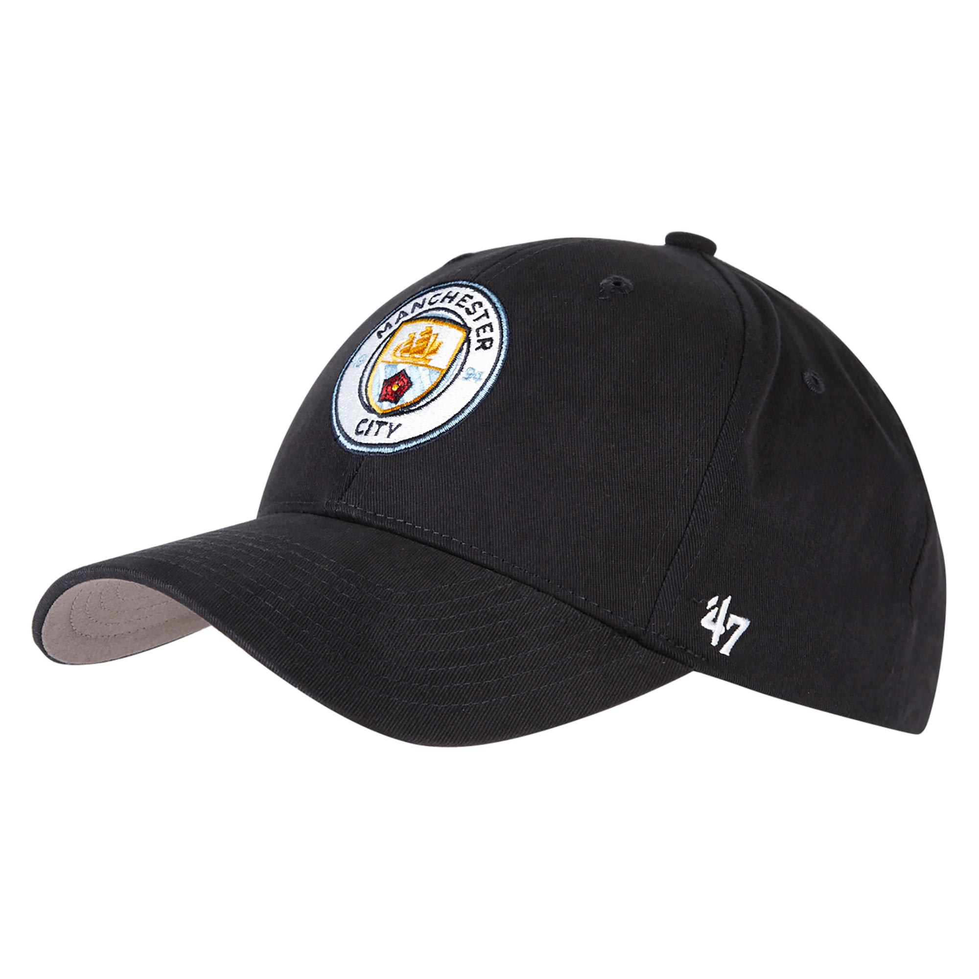 Manchester City 47 MVP Cap - Navy - Junior