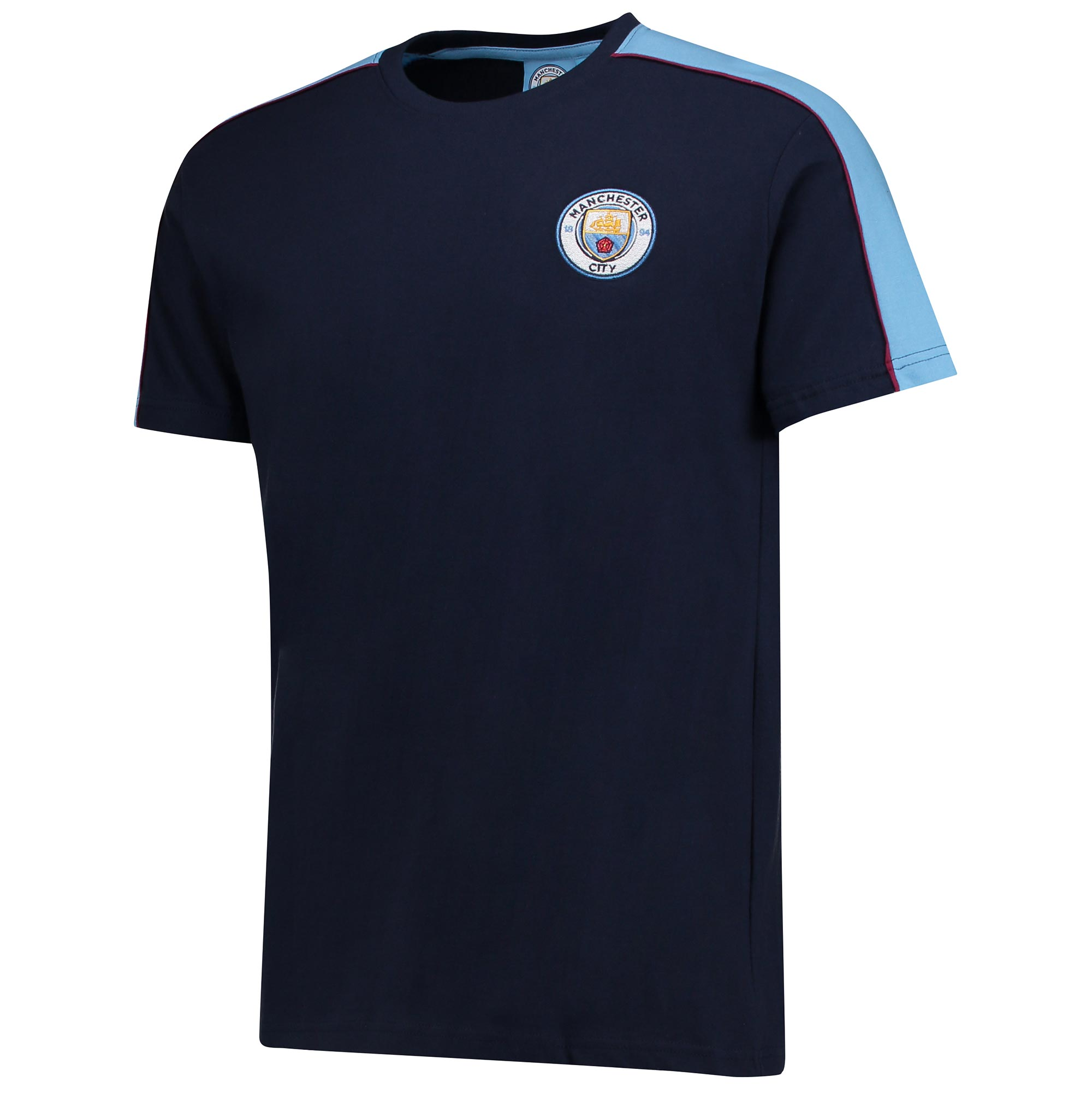 Manchester City T-Shirt - Navy