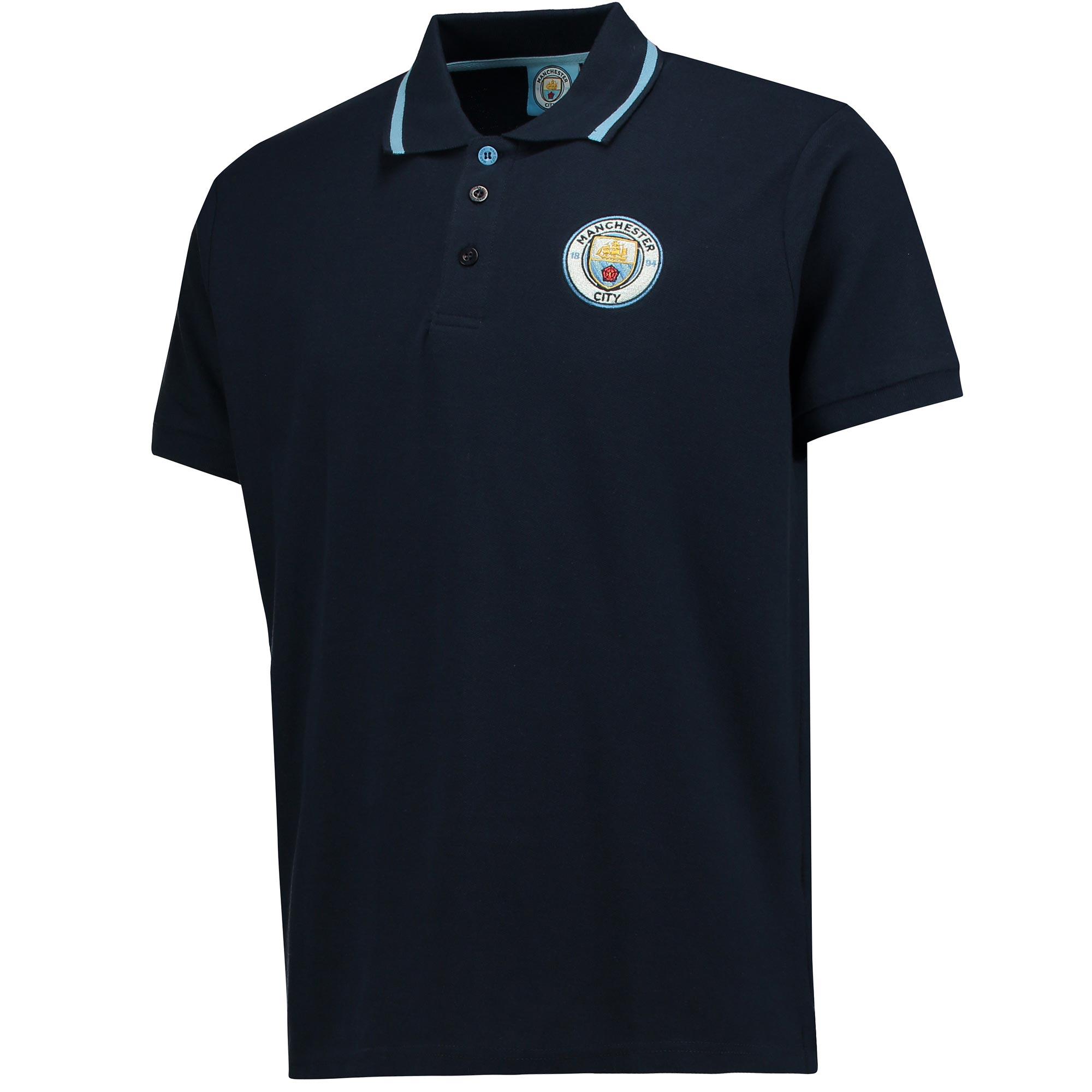 Manchester City Polo - Navy