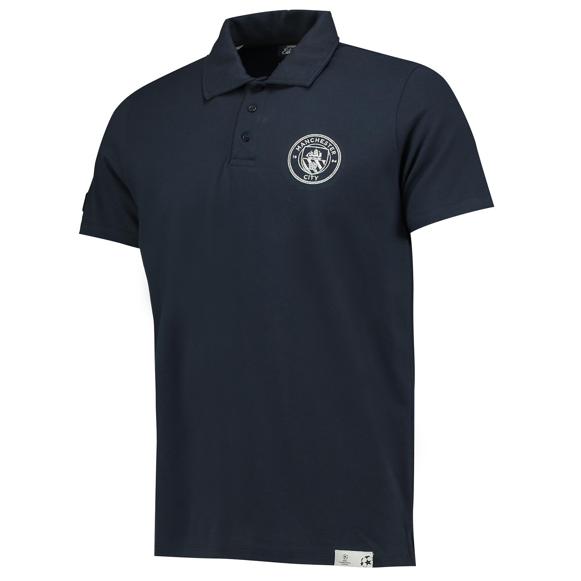 Manchester City UEFA Polo - Navy