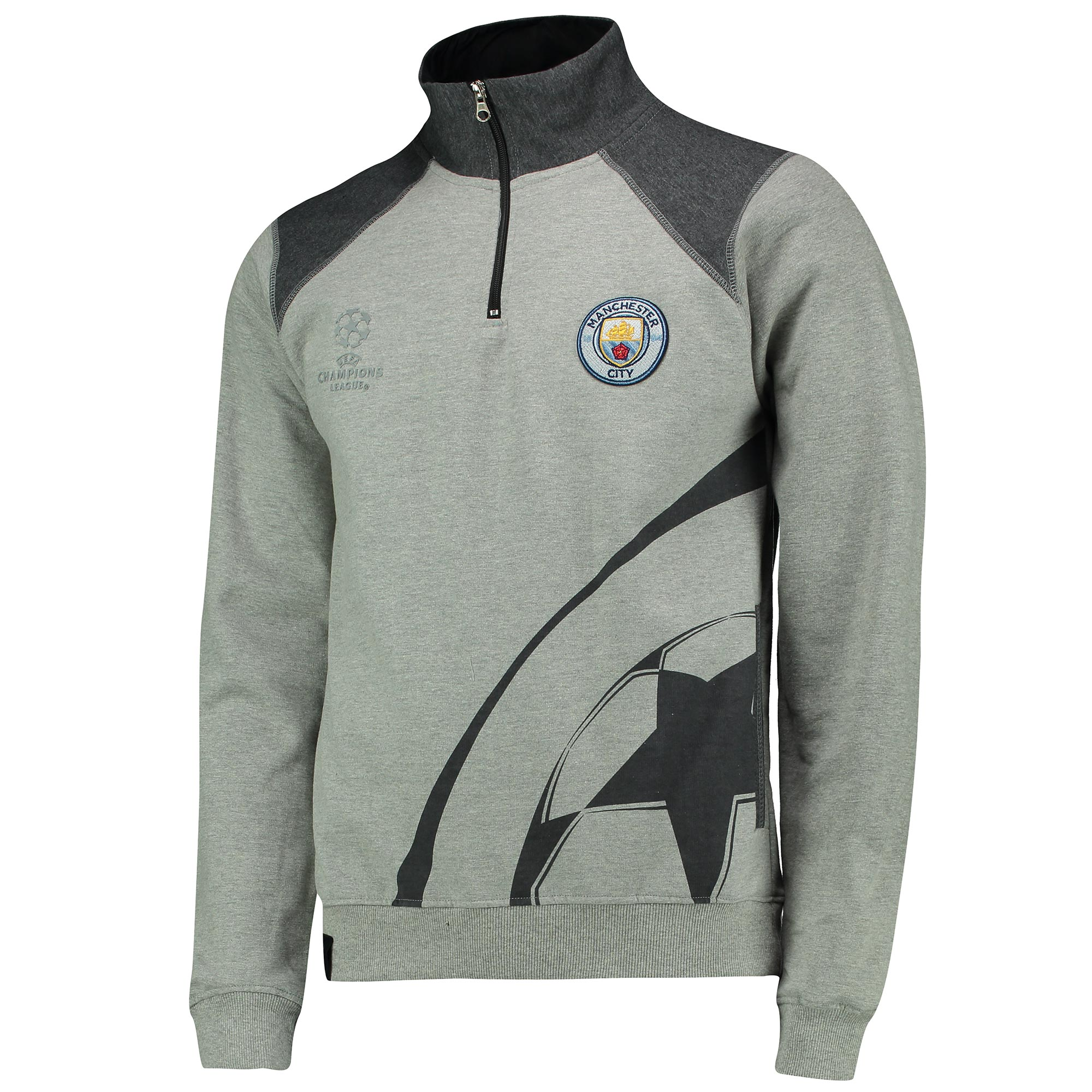 Manchester City UEFA Track Top