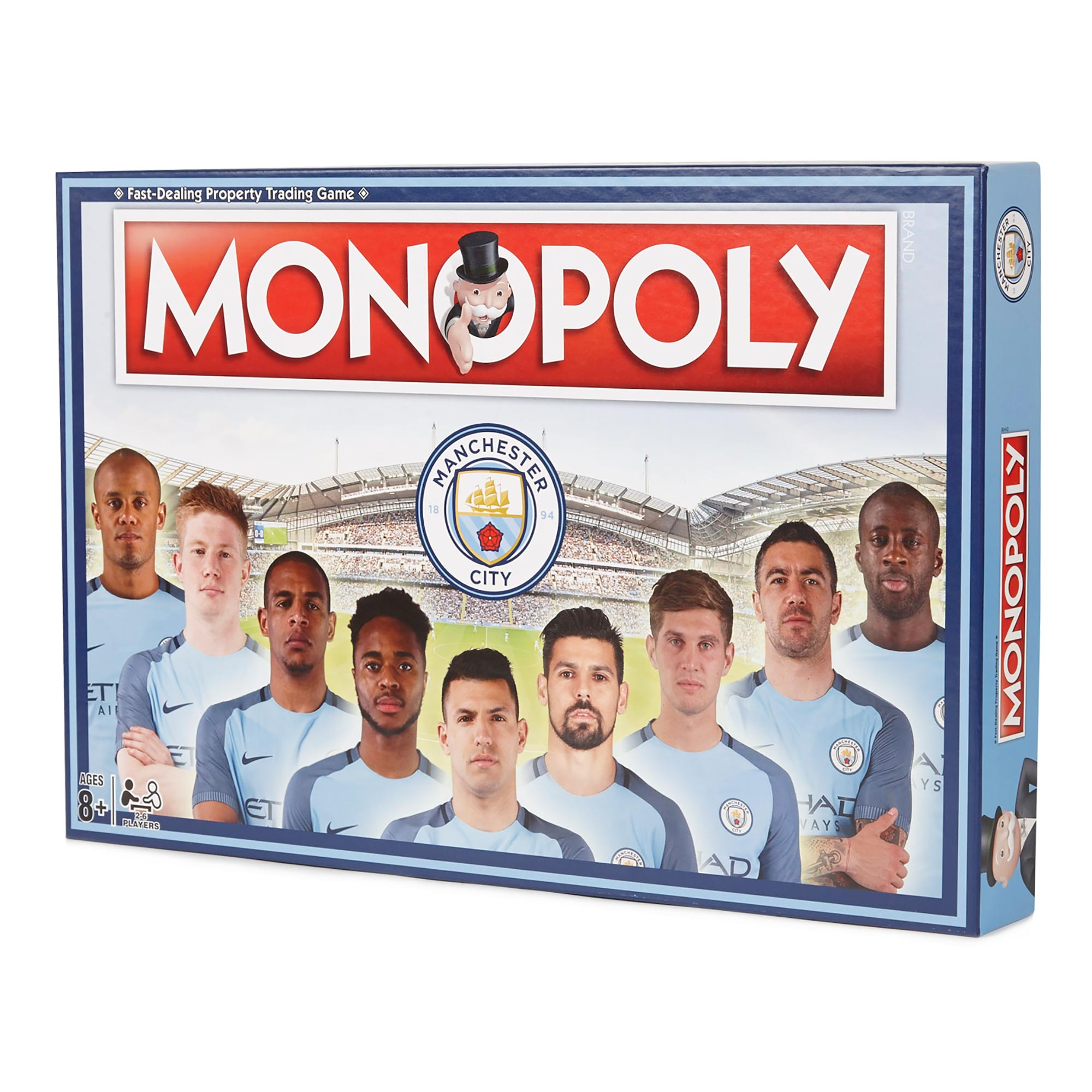 Manchester City Monopoly