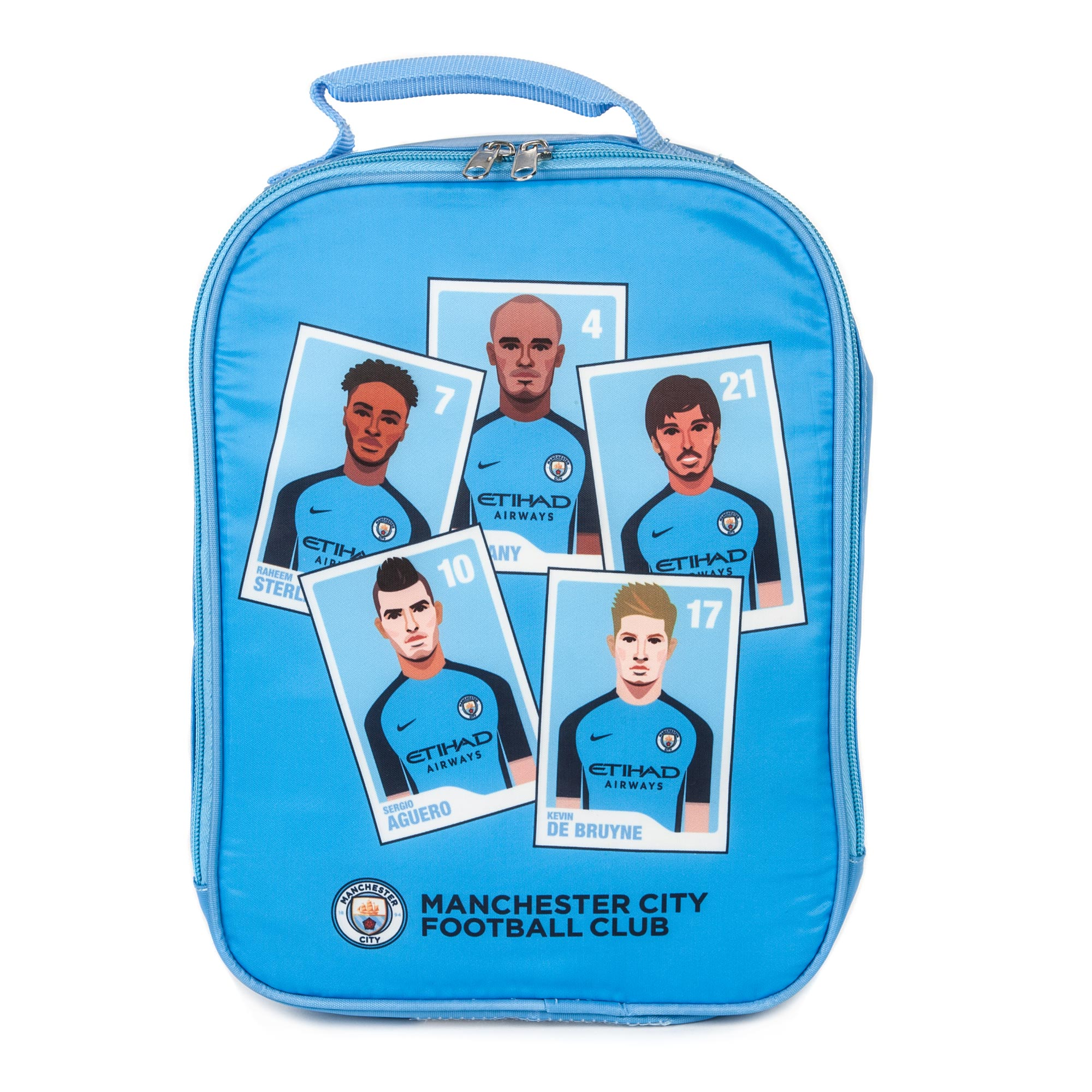 Manchester City Player Lunch Bag