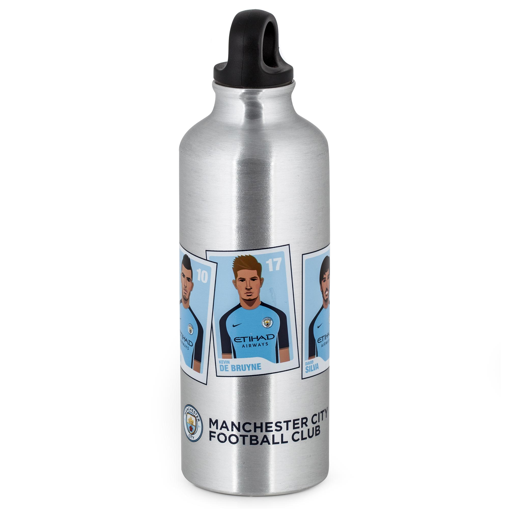 Manchester City Player Waterbottle 500ml