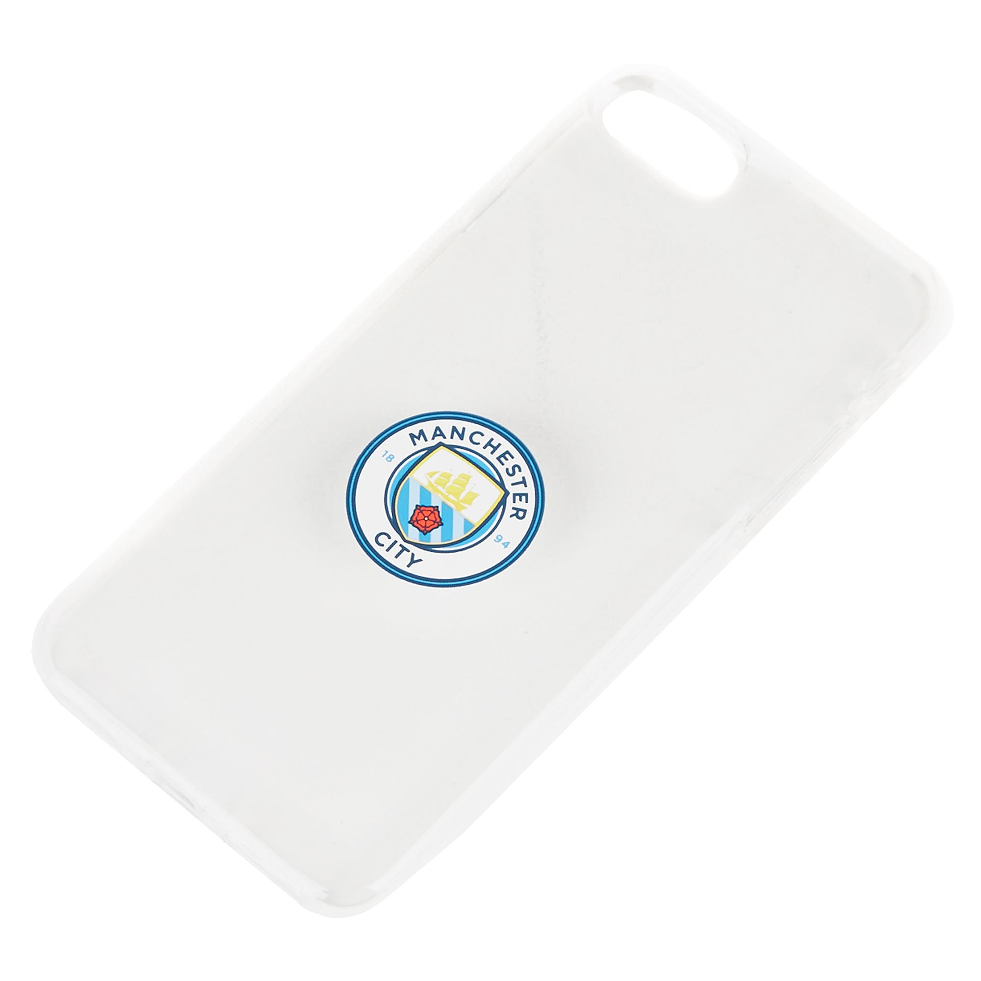 Manchester City iPhone 7 TPU Case  - Clear