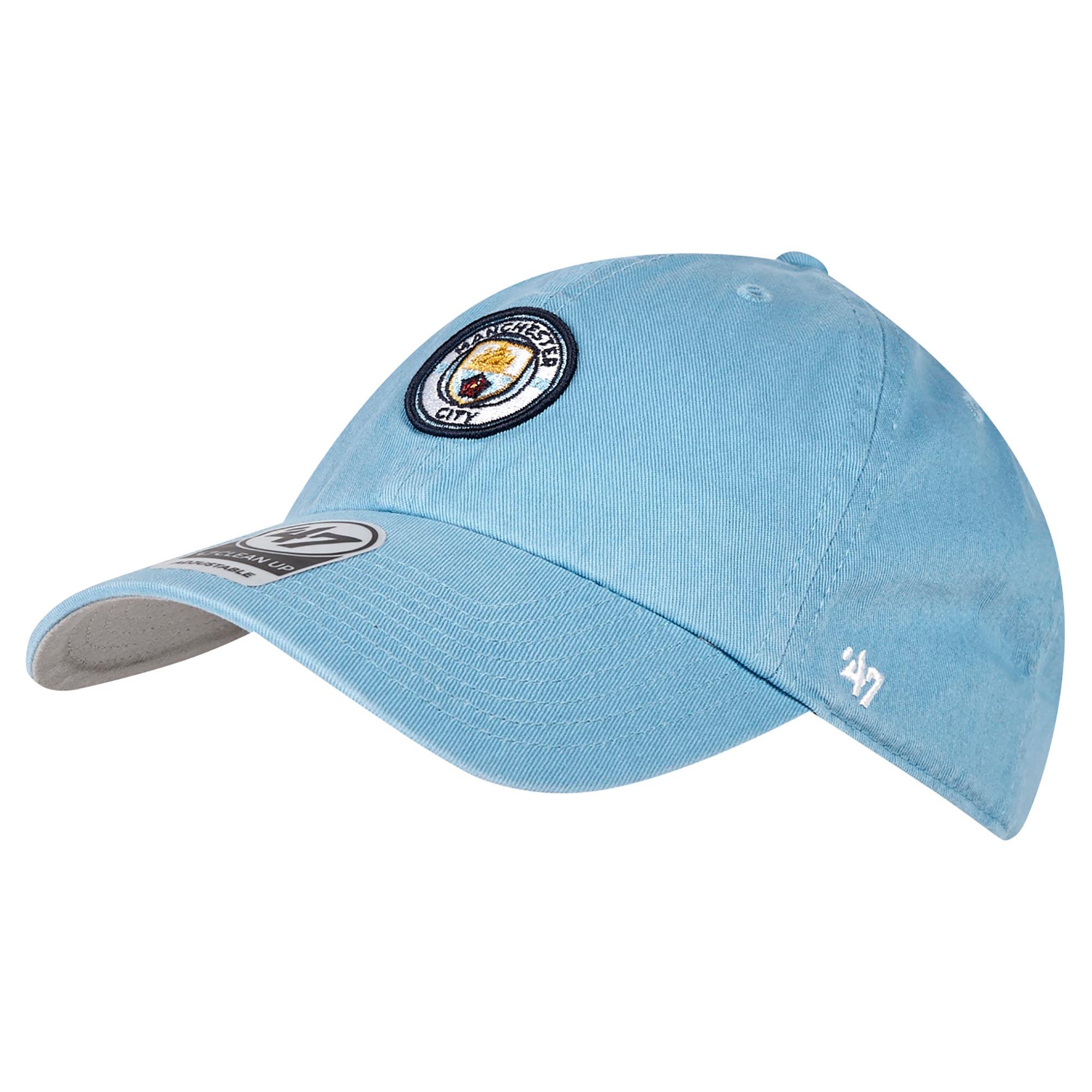 Manchester City 47 Abate Cap - sky