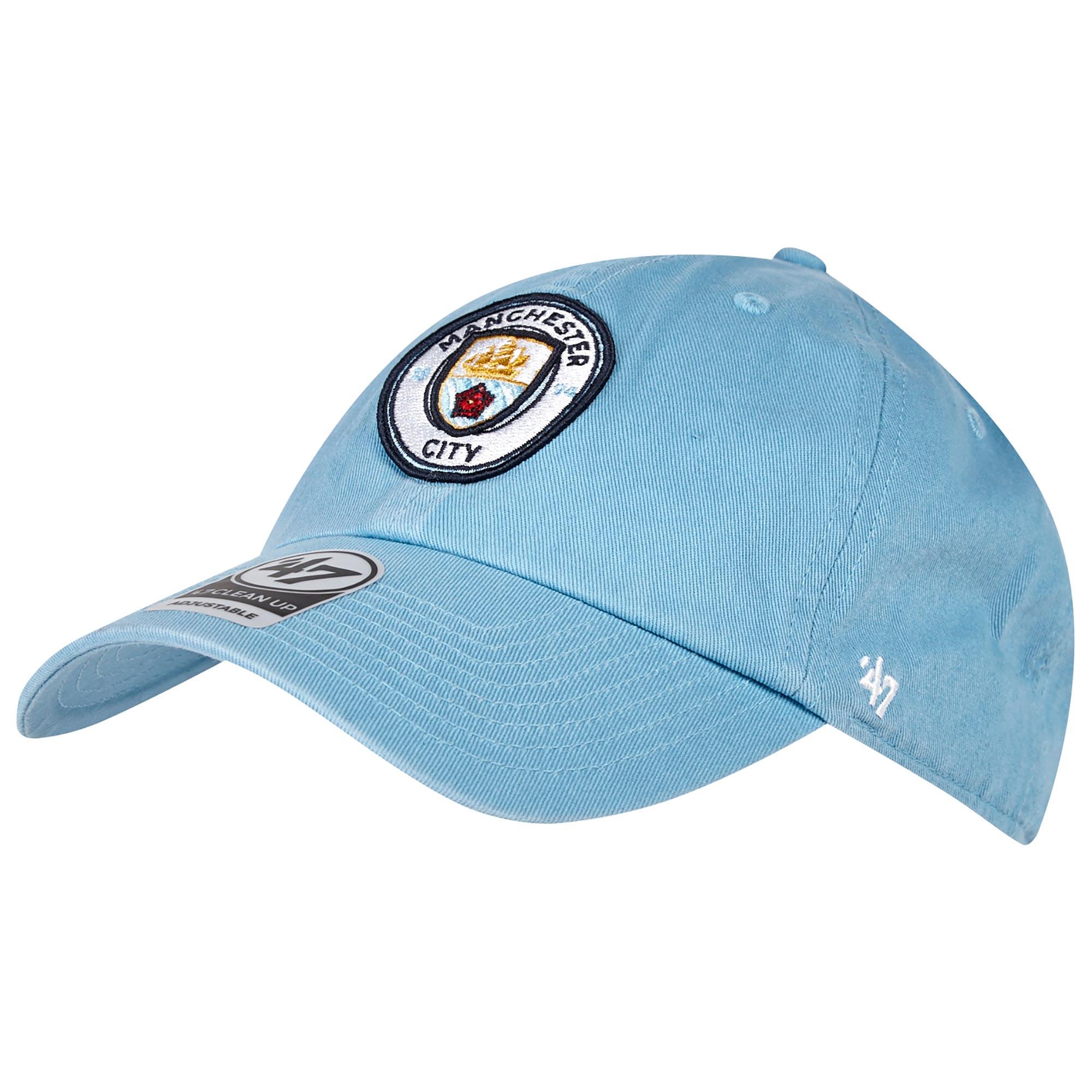 Manchester City 47 Rebound Cap - Sky