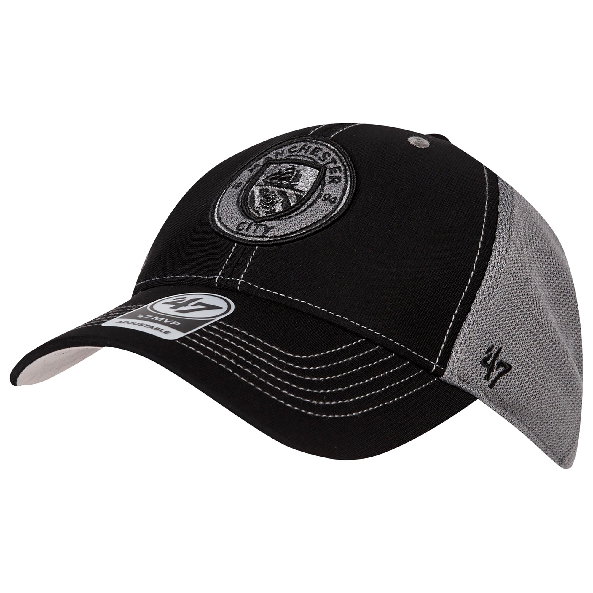 Manchester City 47 Return Cap - Black