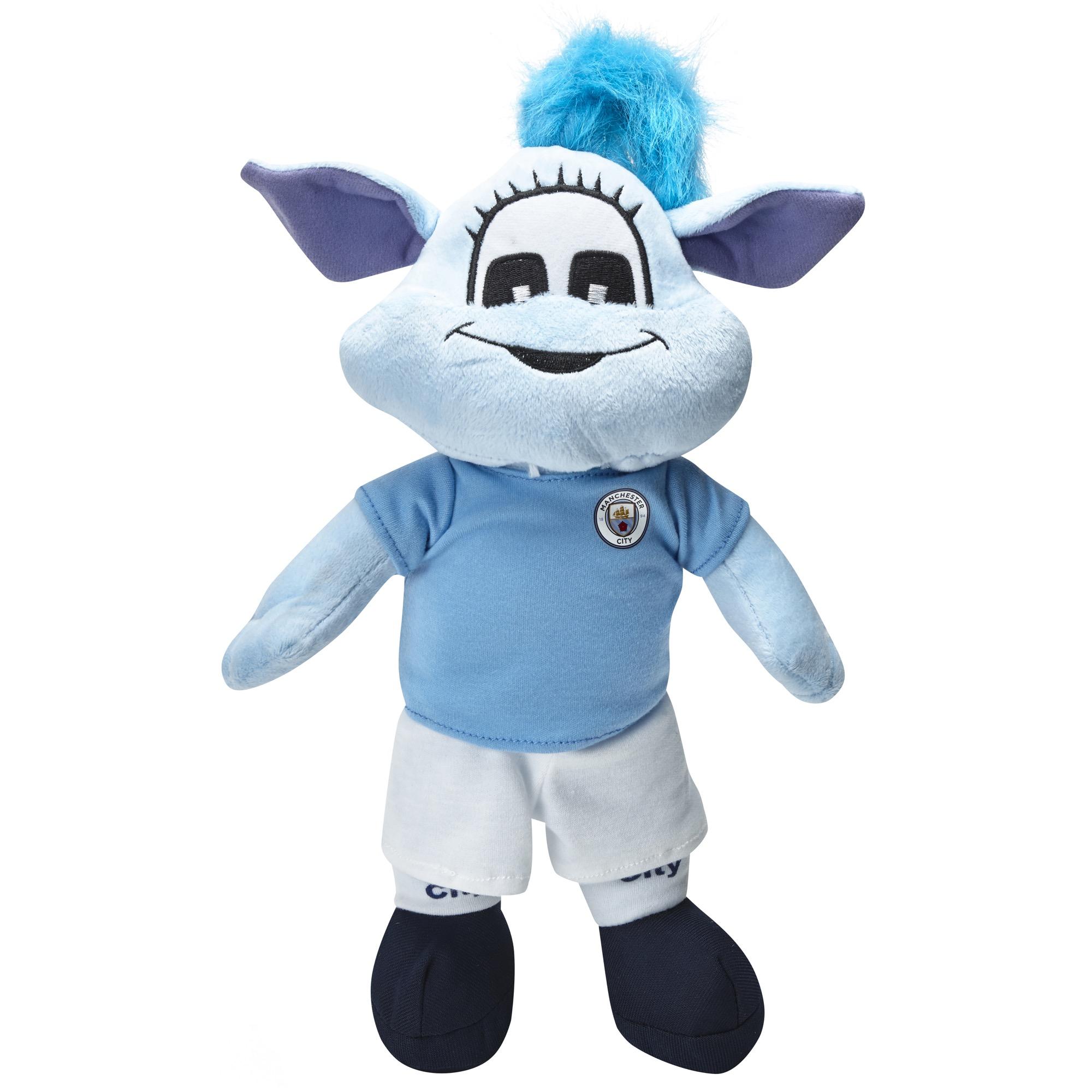 Juguete de peluche Moonbeam del Manchester City