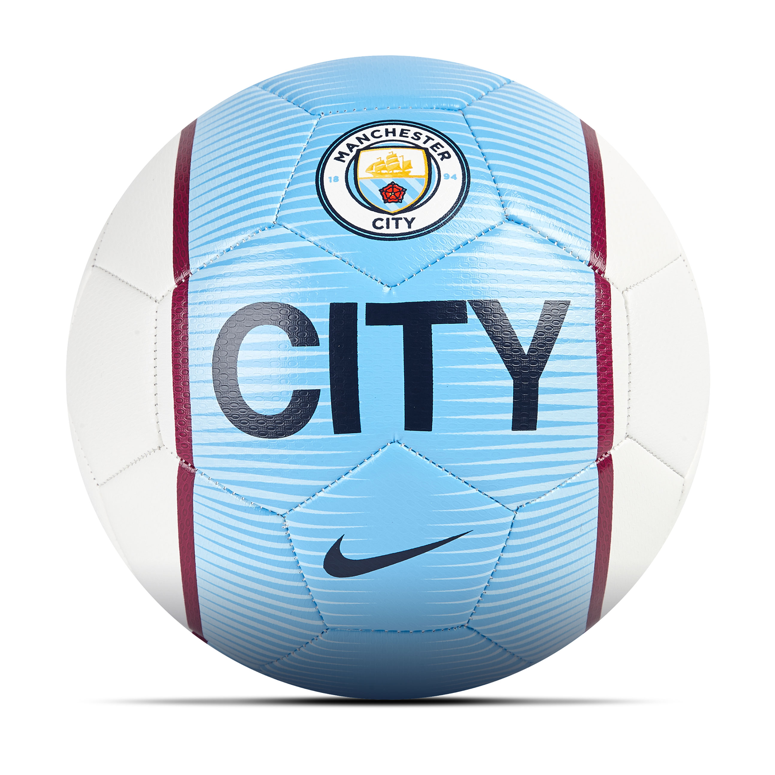 Manchester City Presige Football - White
