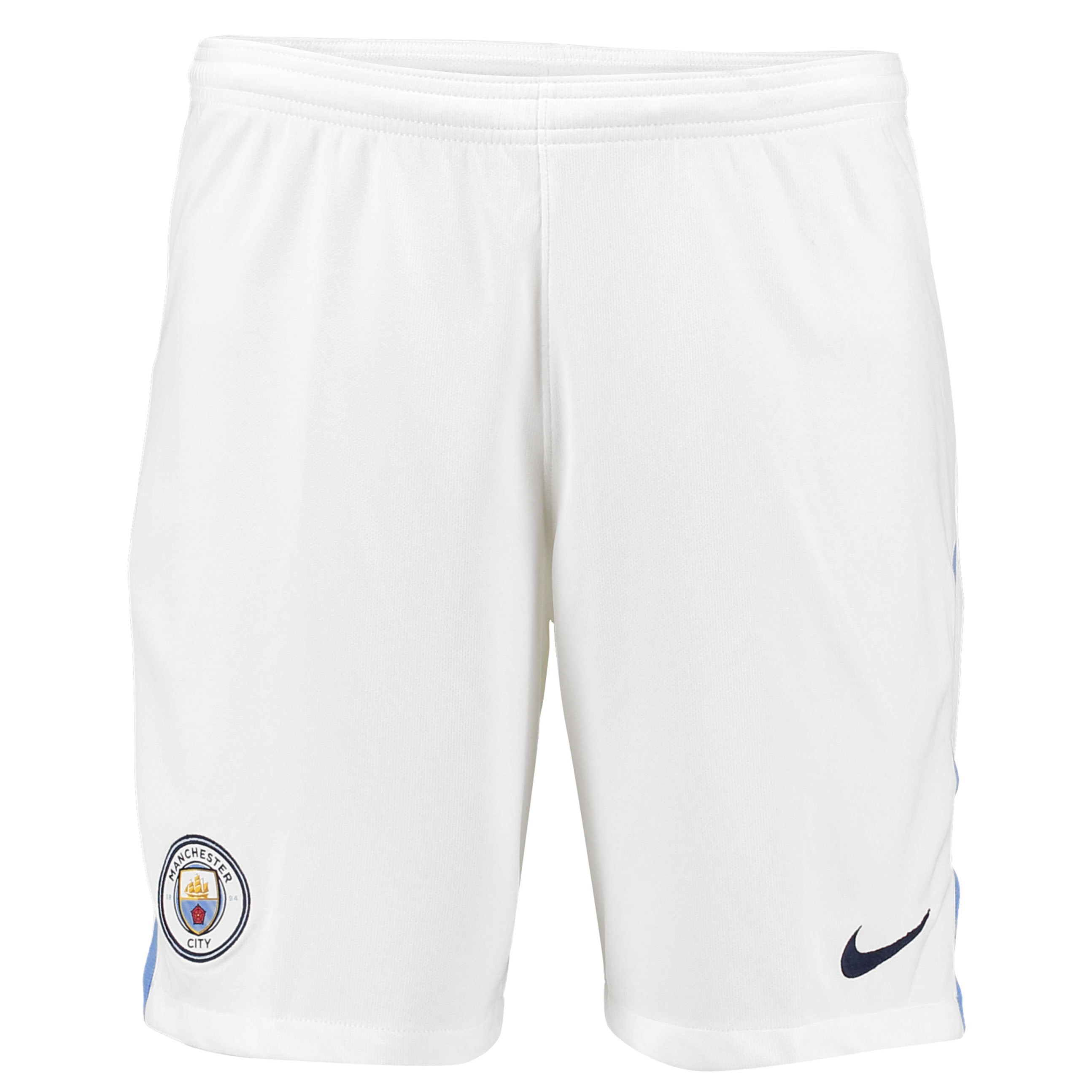 Manchester City Home Stadium Shorts 2017-18