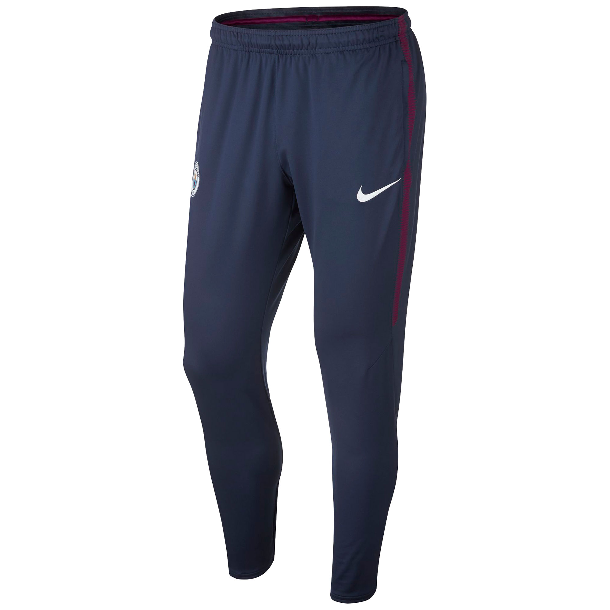Manchester City Squad Training Pants - Navy