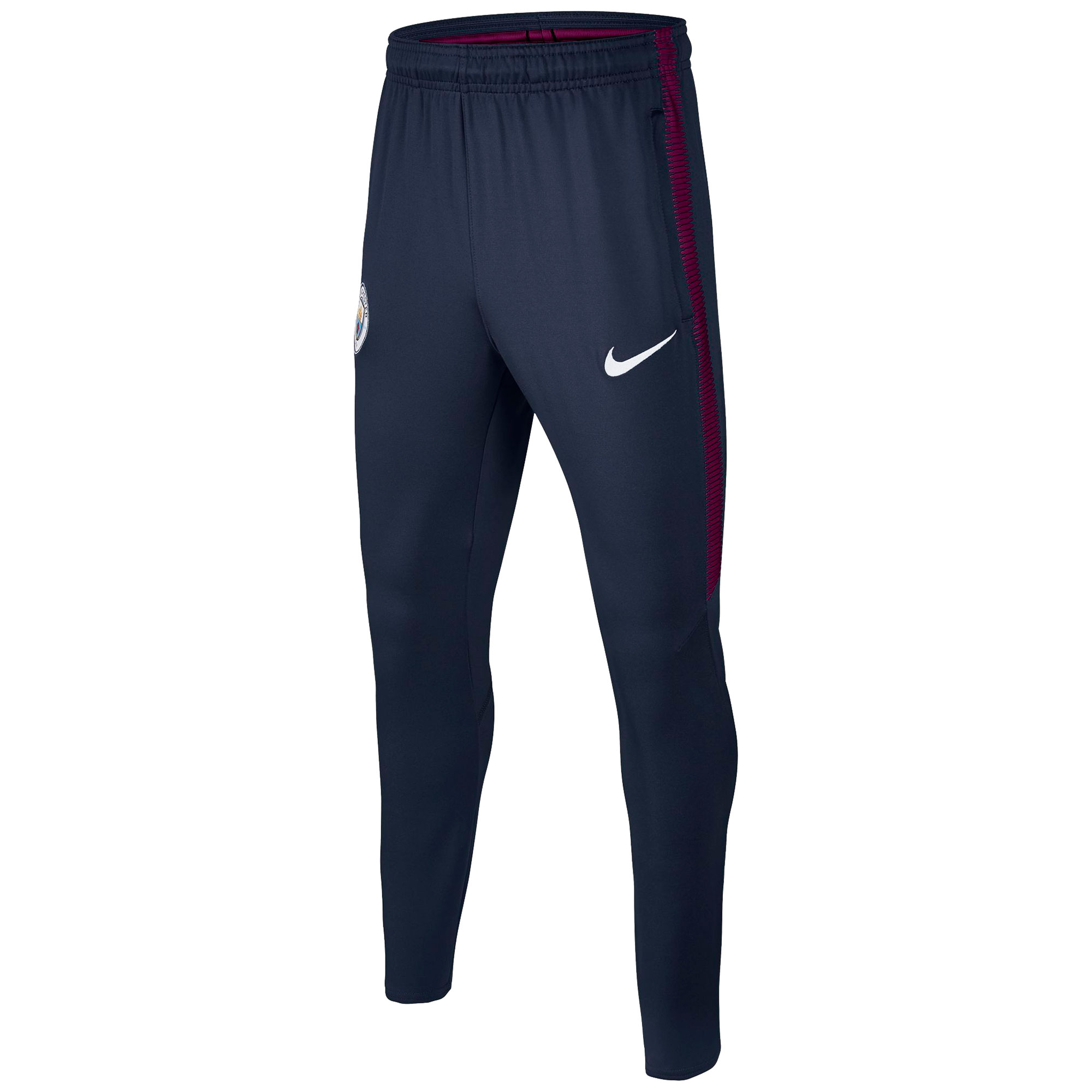 Manchester City Squad Training Pants - Kids - Navy