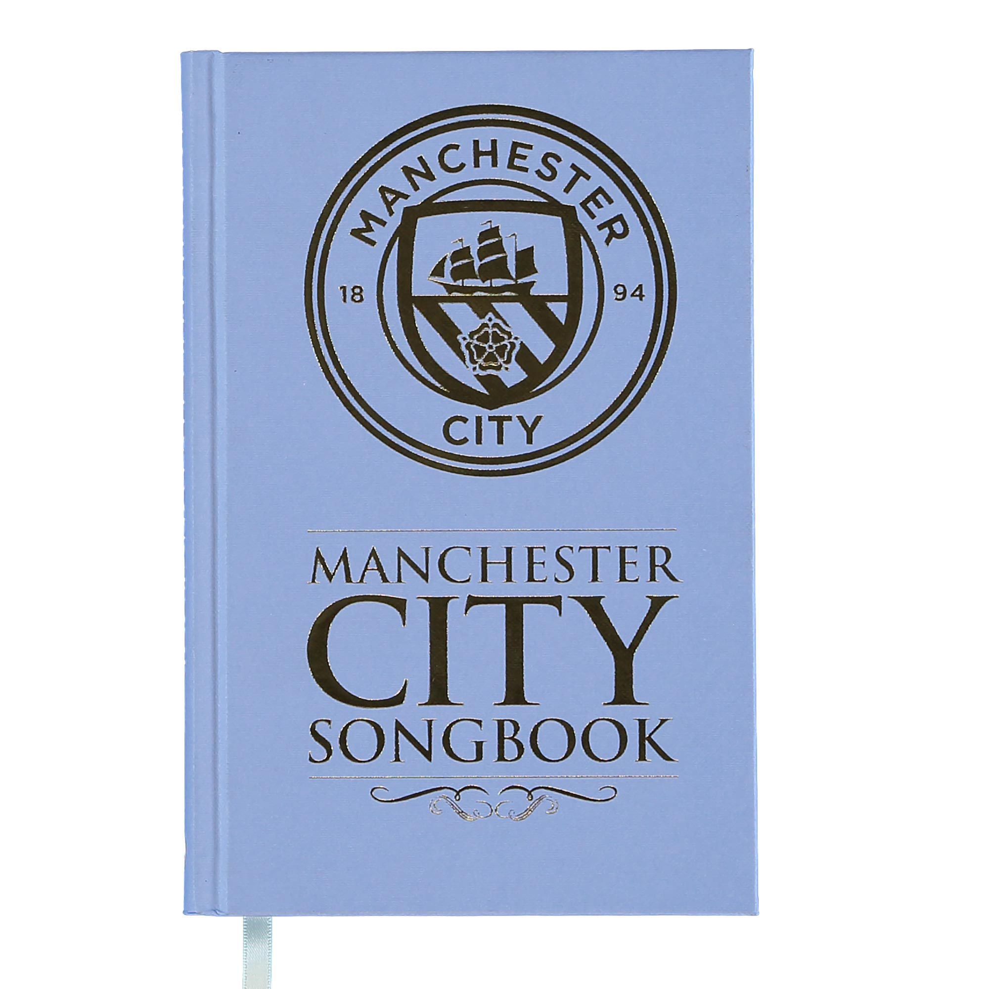 Manchester City Songbook - 2nd Edition