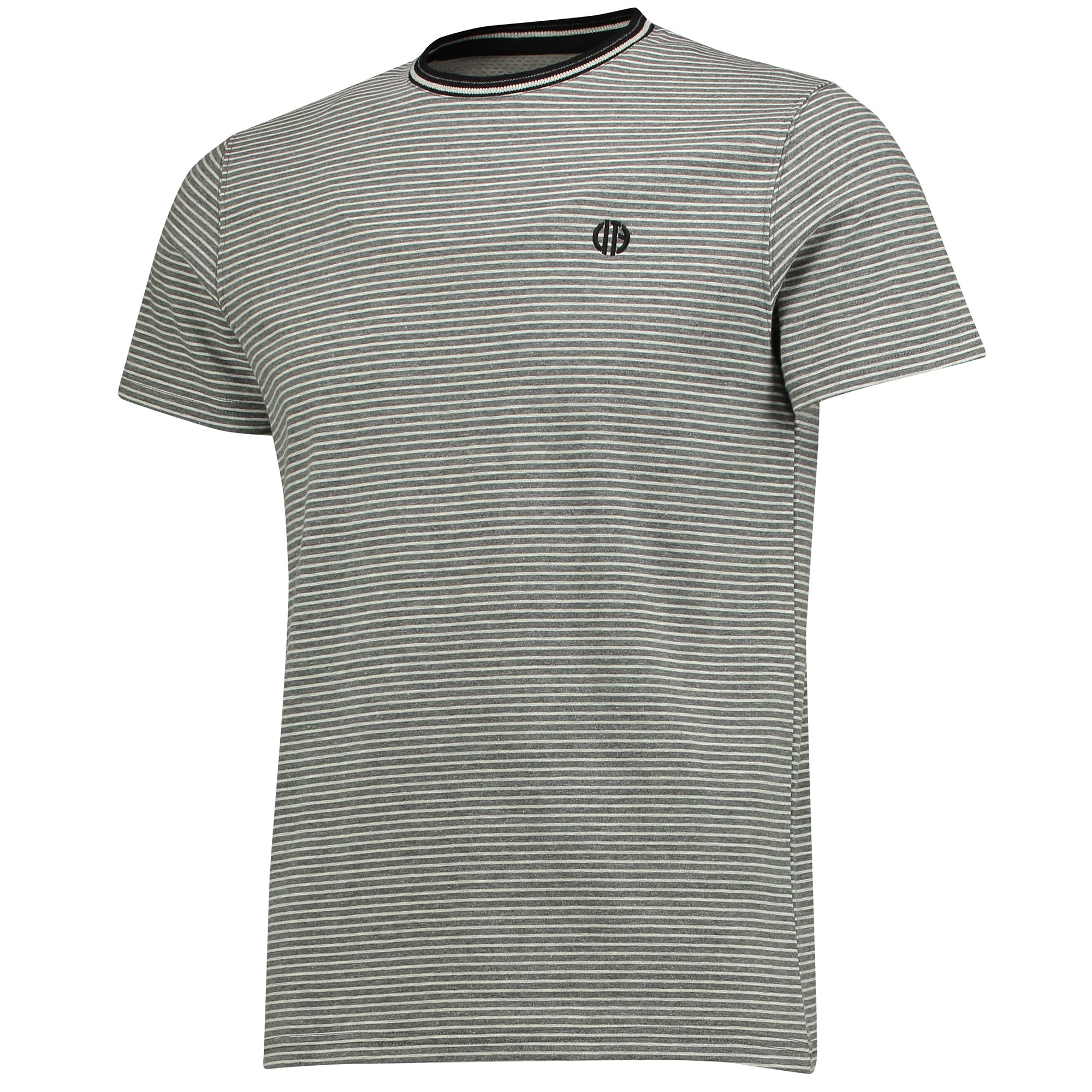 Manchester City Terrace T-Shirt - Grey Marl