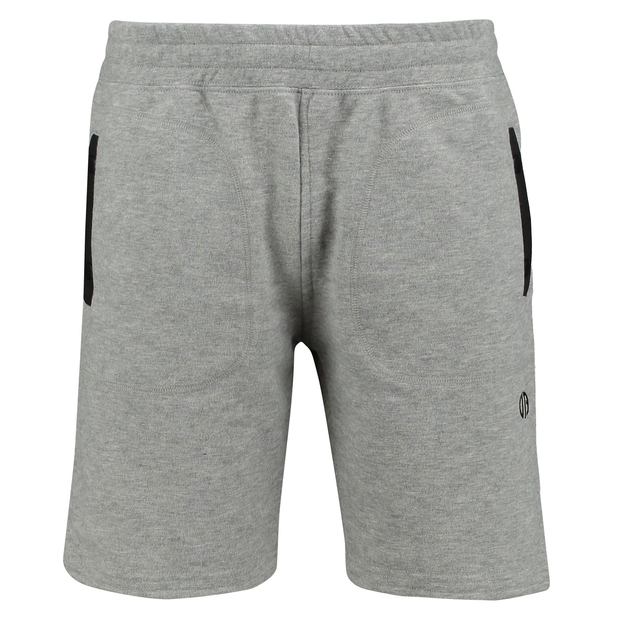 Manchester City Terrace Jog Shorts - Grey Marl