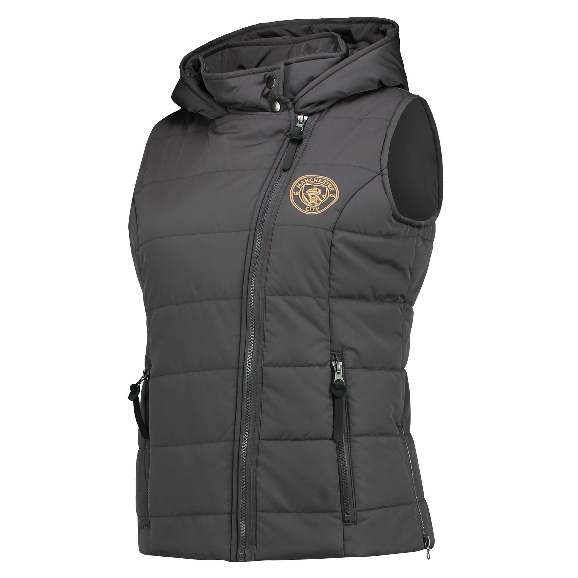 Manchester City Luxe Gilet - Womens