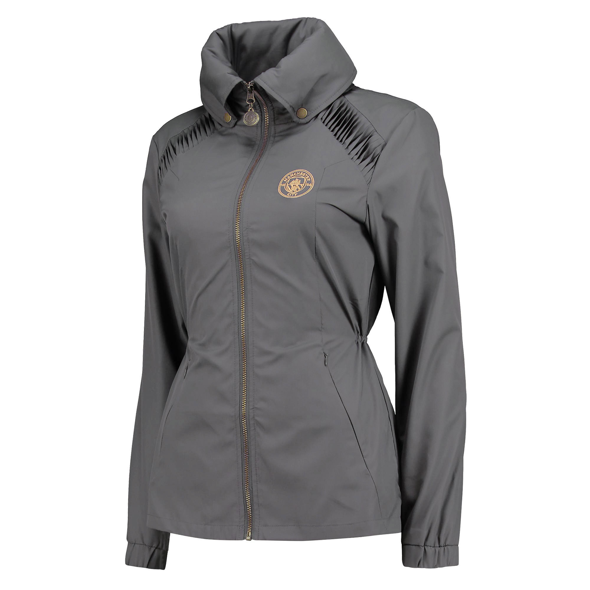 Manchester City Luxe Jacket - Womens