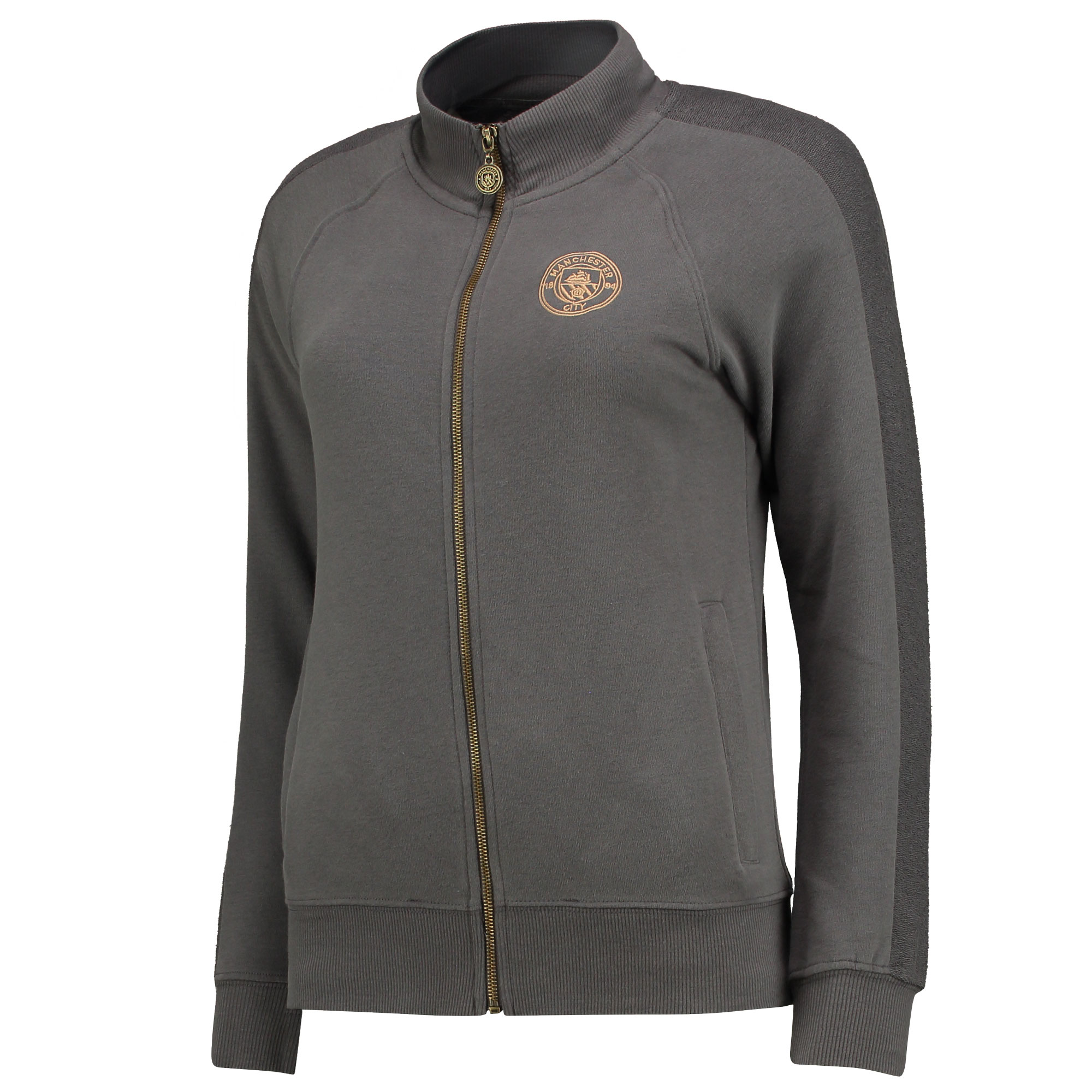 Manchester City Luxe Track Top - Womens