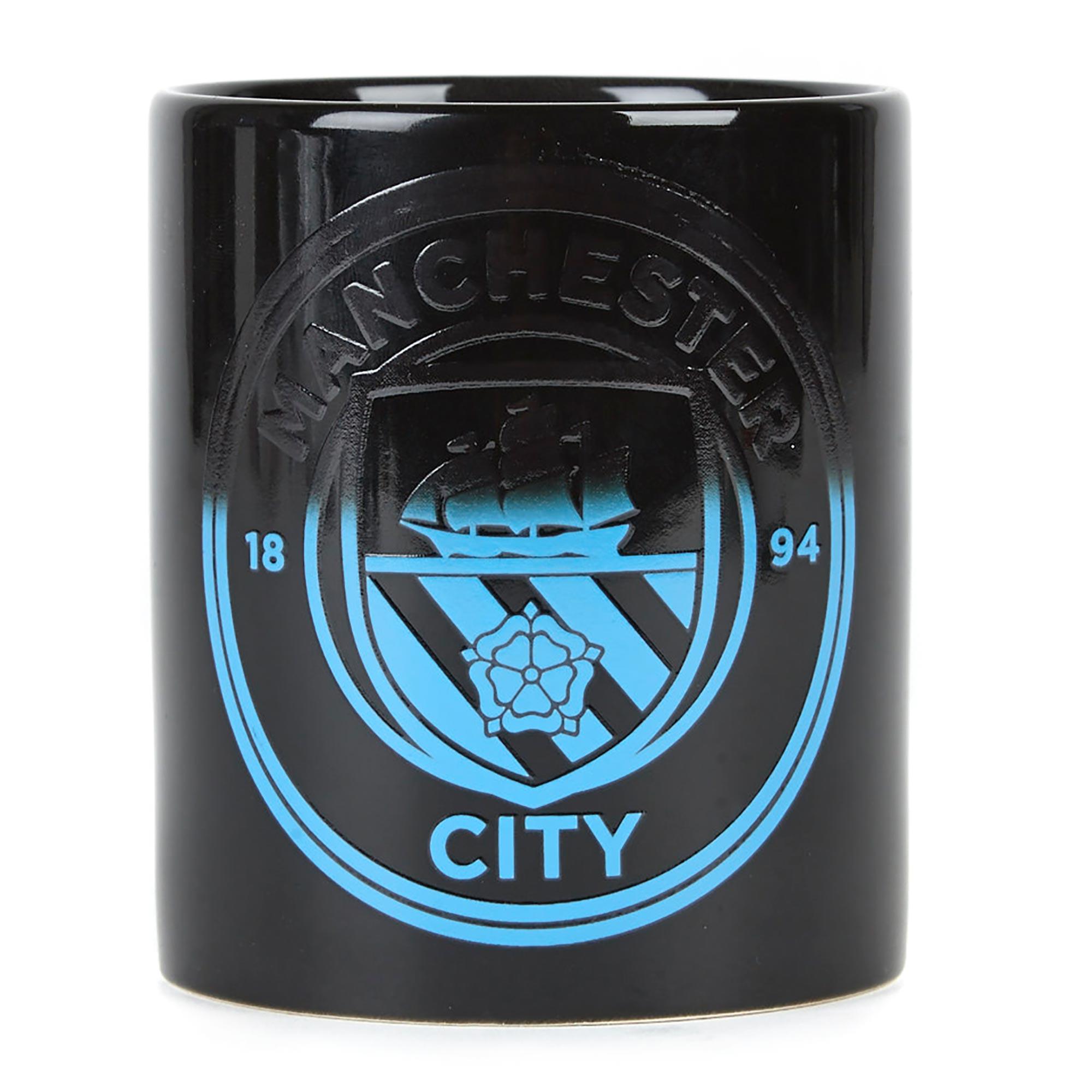 Manchester City Heat Changing Mug