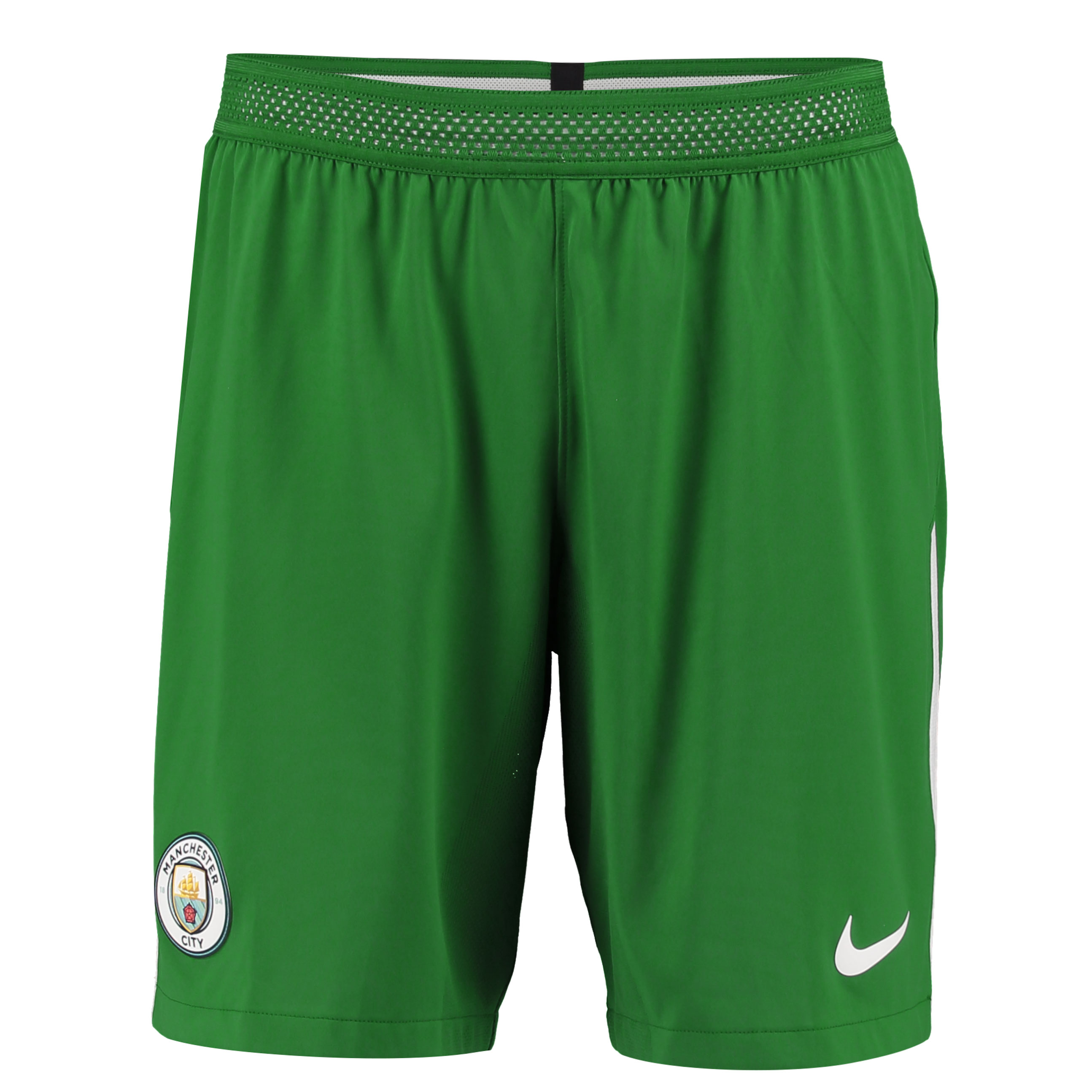 Manchester City Goalkeeper Shorts 17-18 - Kids