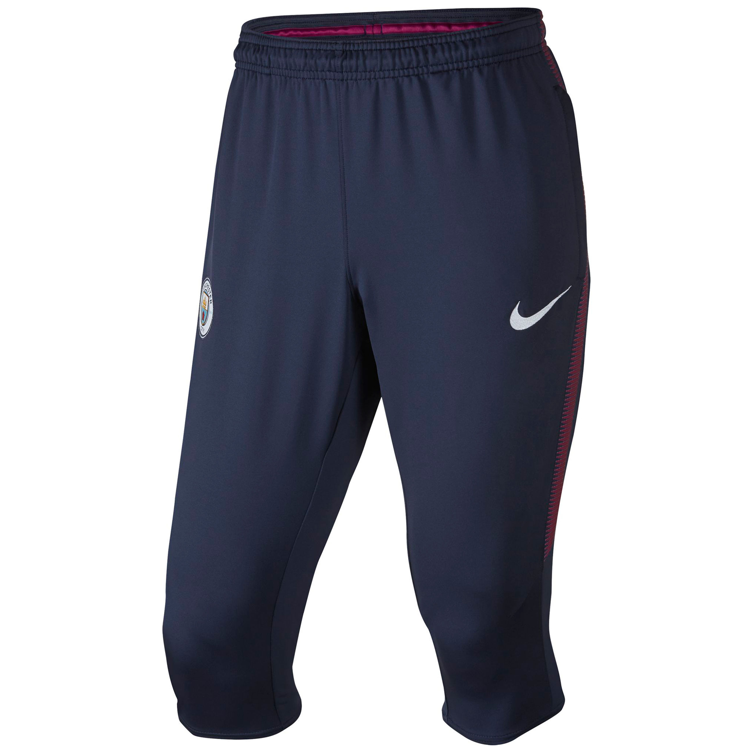 Manchester City Squad Training 3/4 Pant - Navy