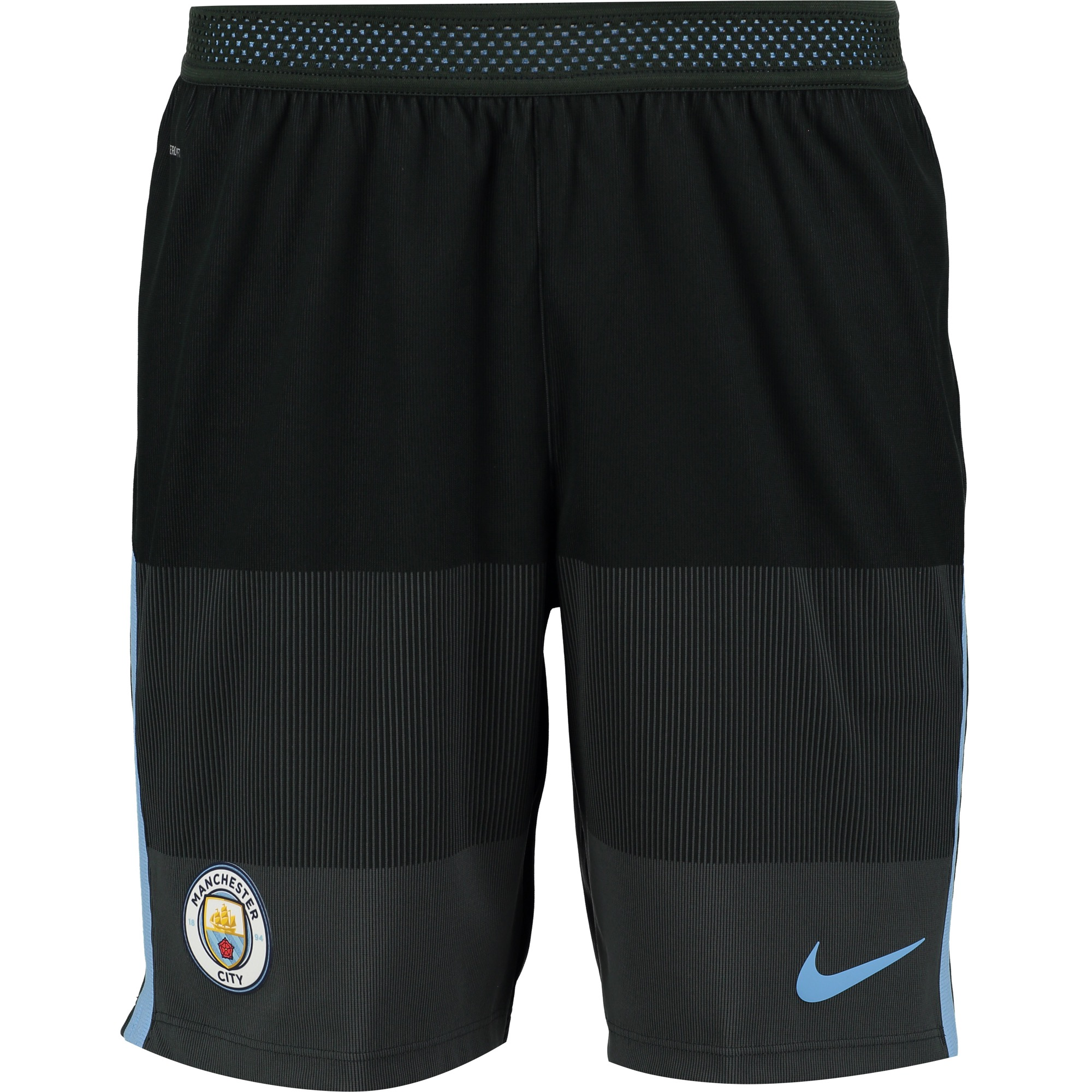 Manchester City Strike Aeroswift Shorts - Dark Green