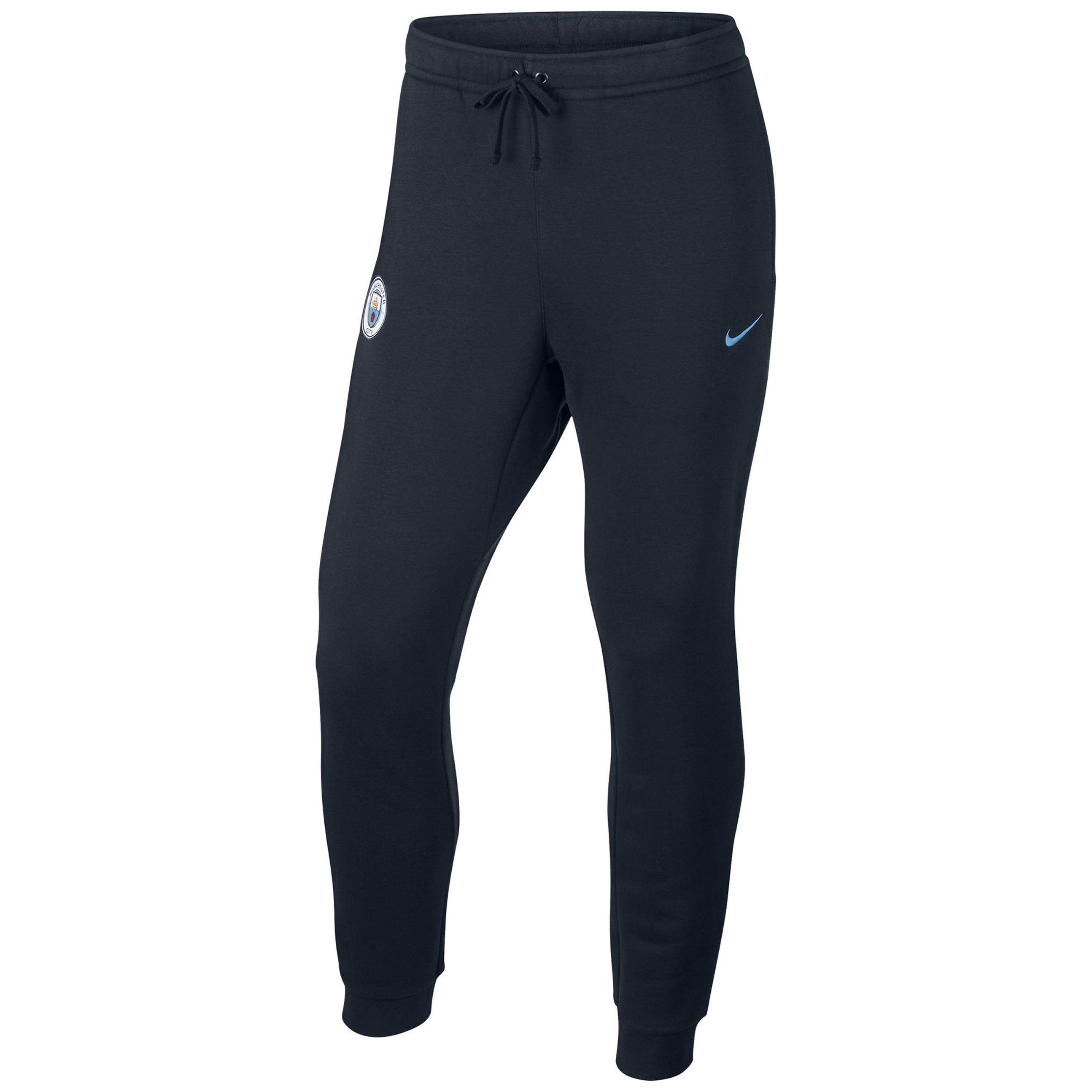 Manchester City Core Cuffed Pant - Navy