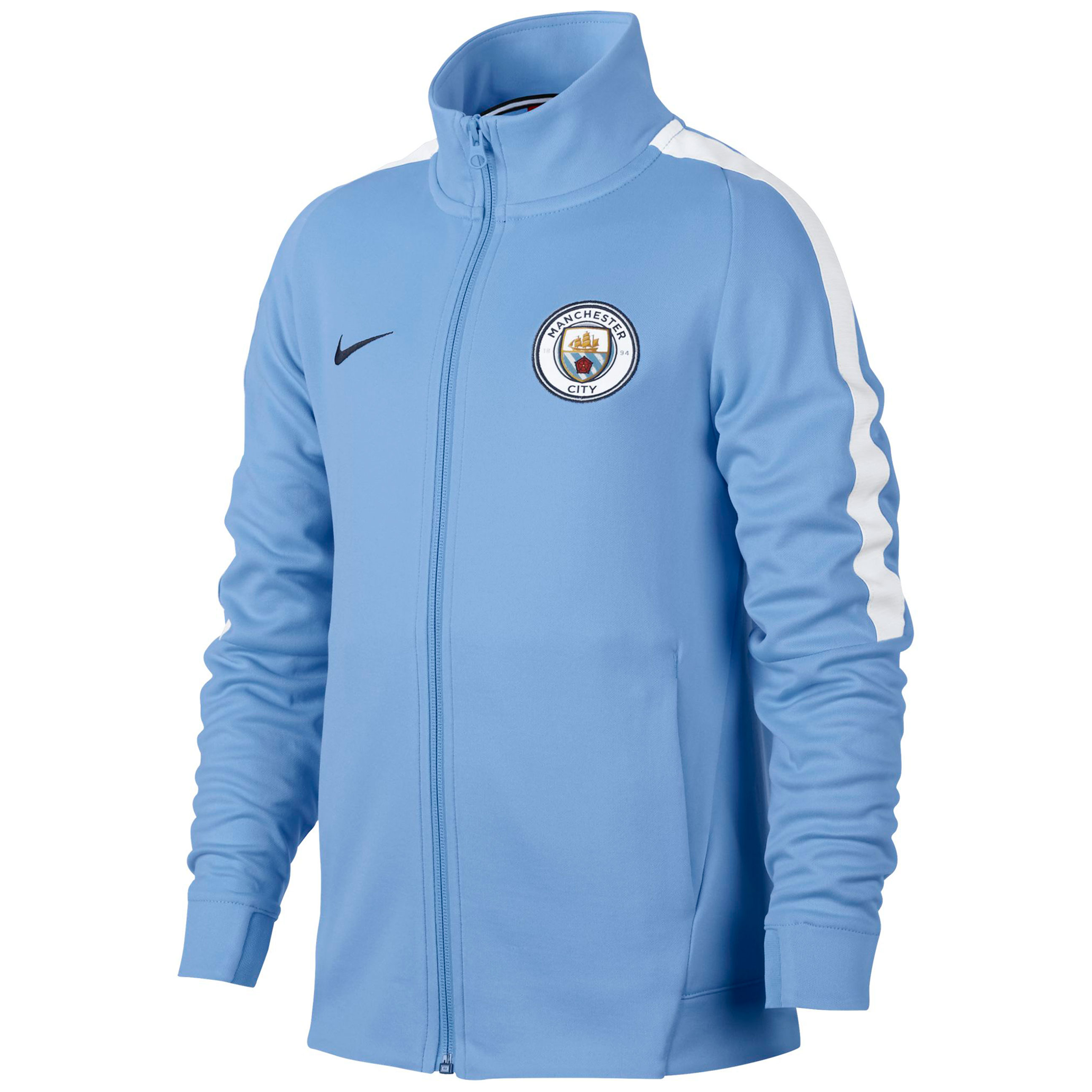 Manchester City Franchise Jacket - Lt Blue - Kids