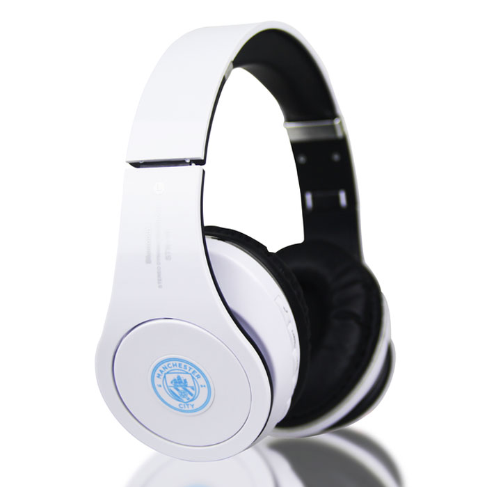 Manchester City Bluetooth Headphones