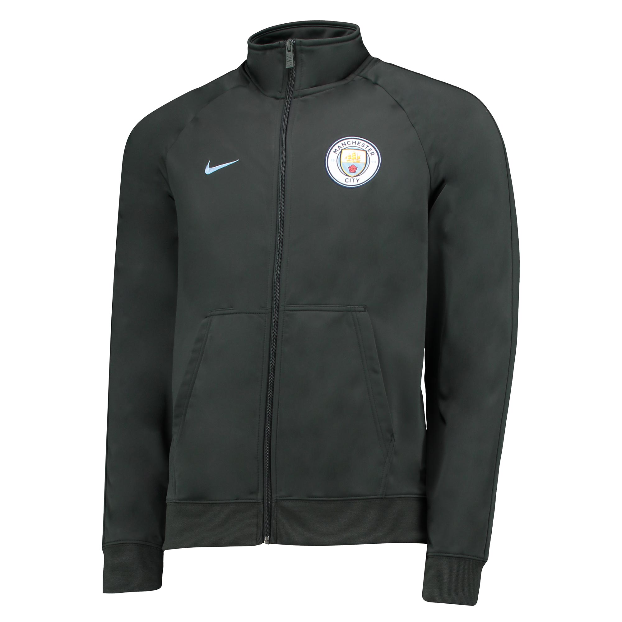 Manchester City Core Track Jacket - Green