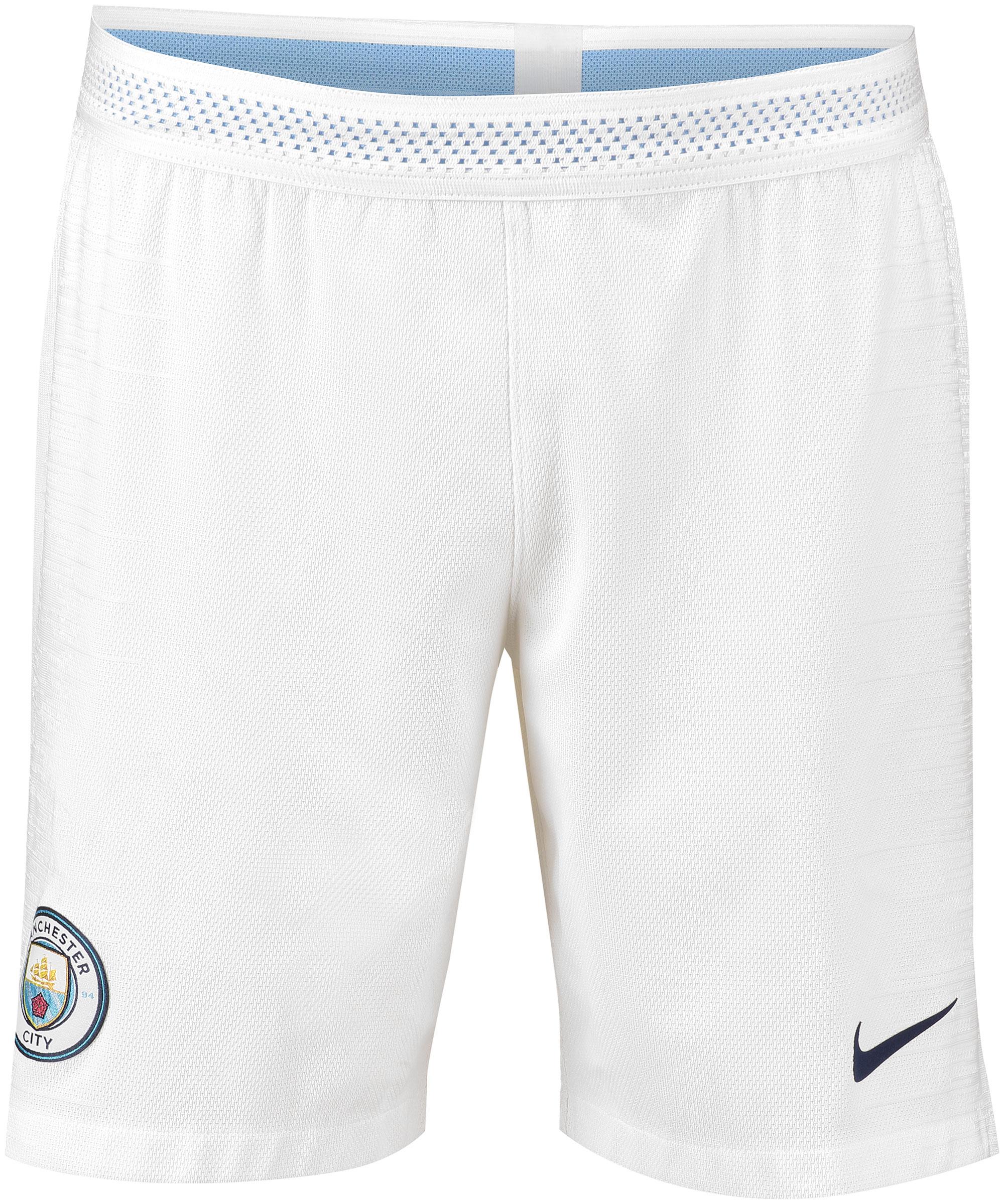 Manchester City Home Vapor Match Shorts 2018-19