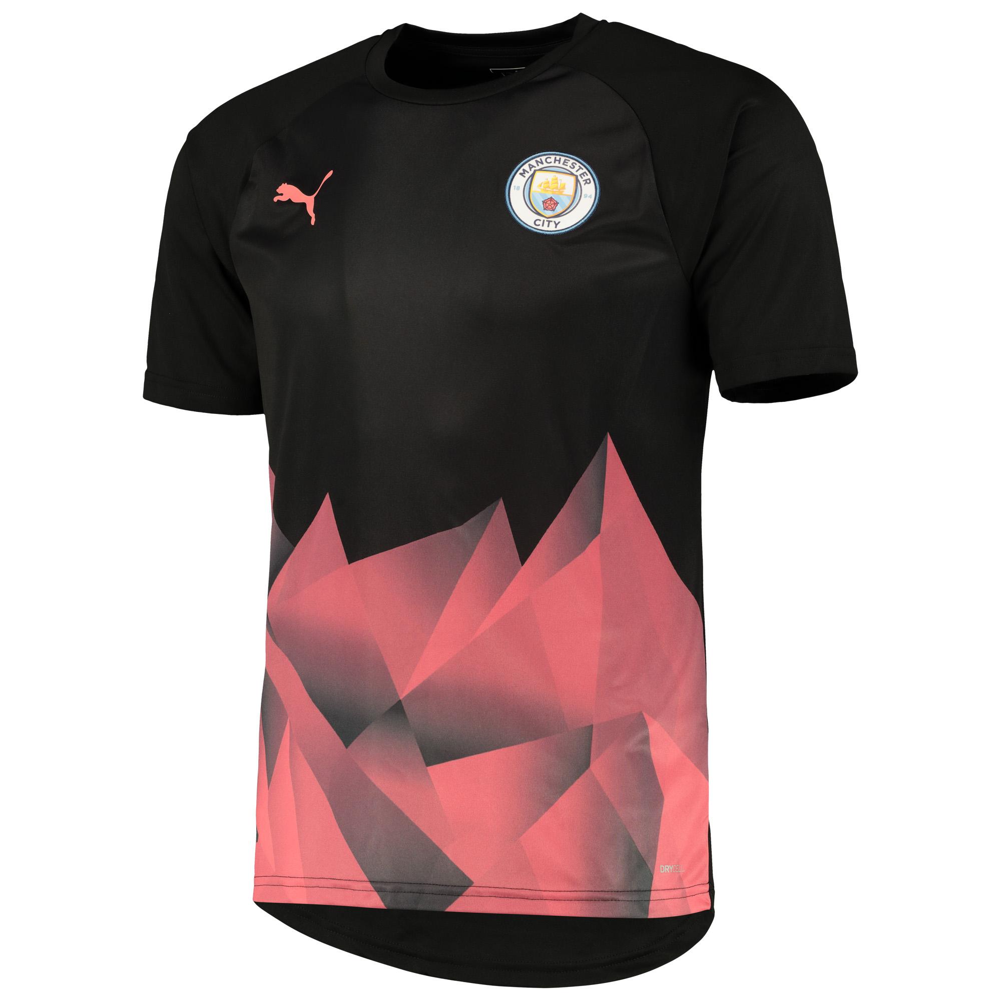 Jersey con el estadio del Manchester City - negro
