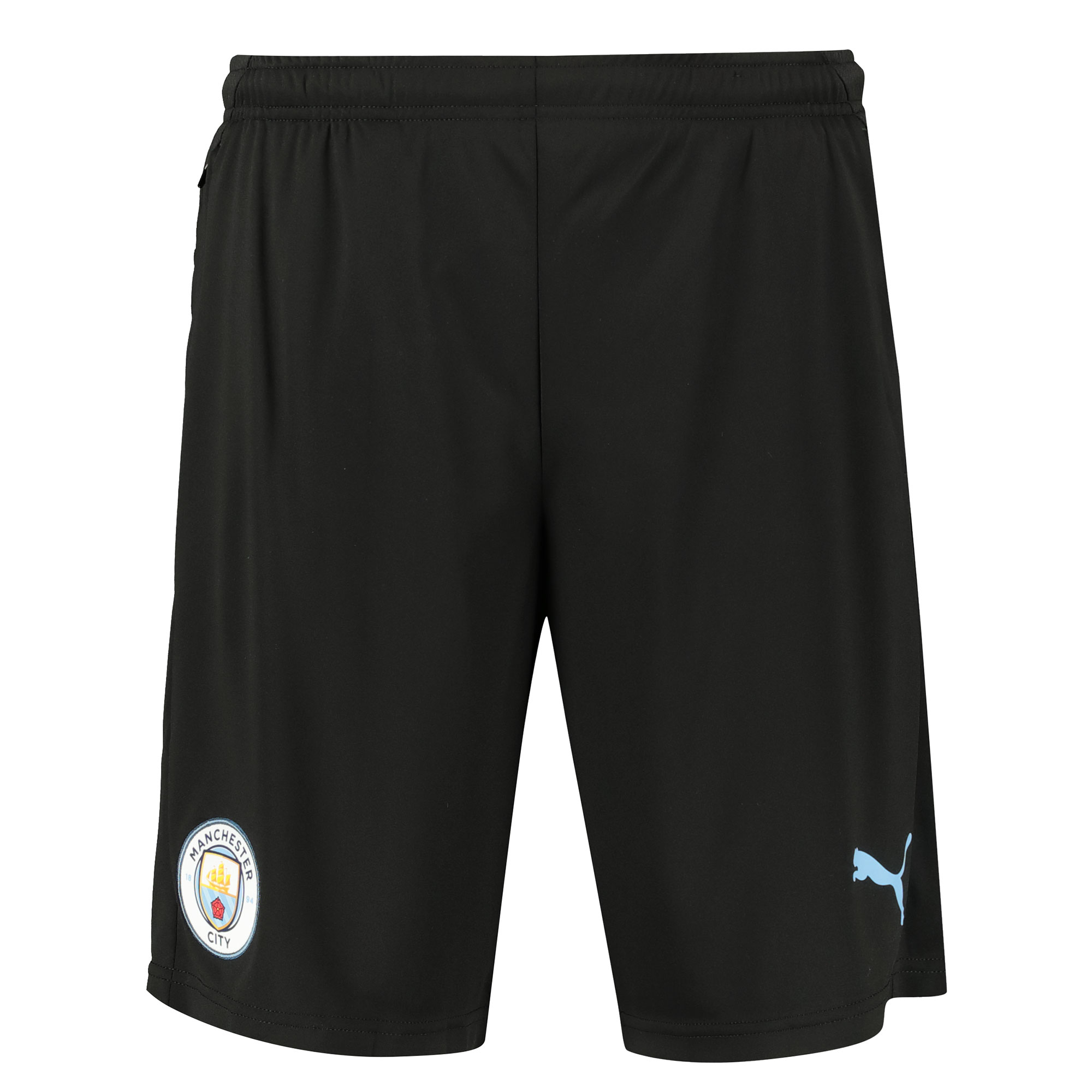 Manchester City Training Shorts - Black