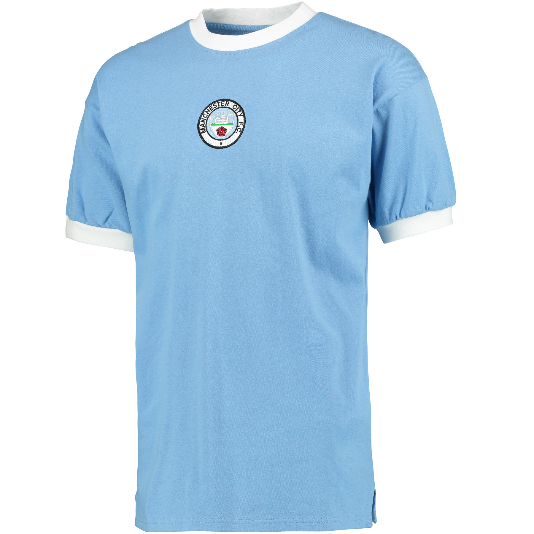 Manchester City 1972 S/S Retro Home Shirt
