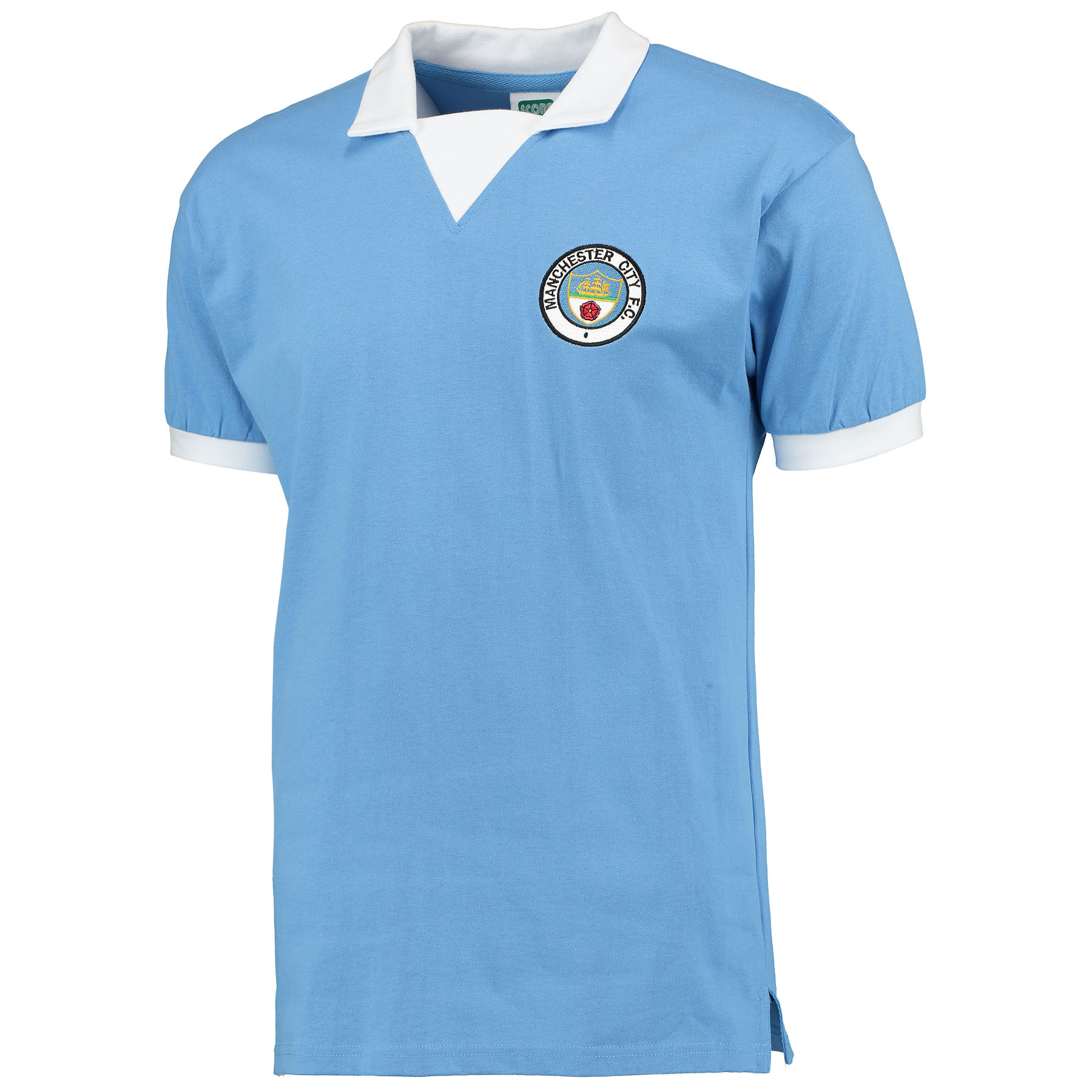 Manchester City 1976 S/S Retro Home Shirt