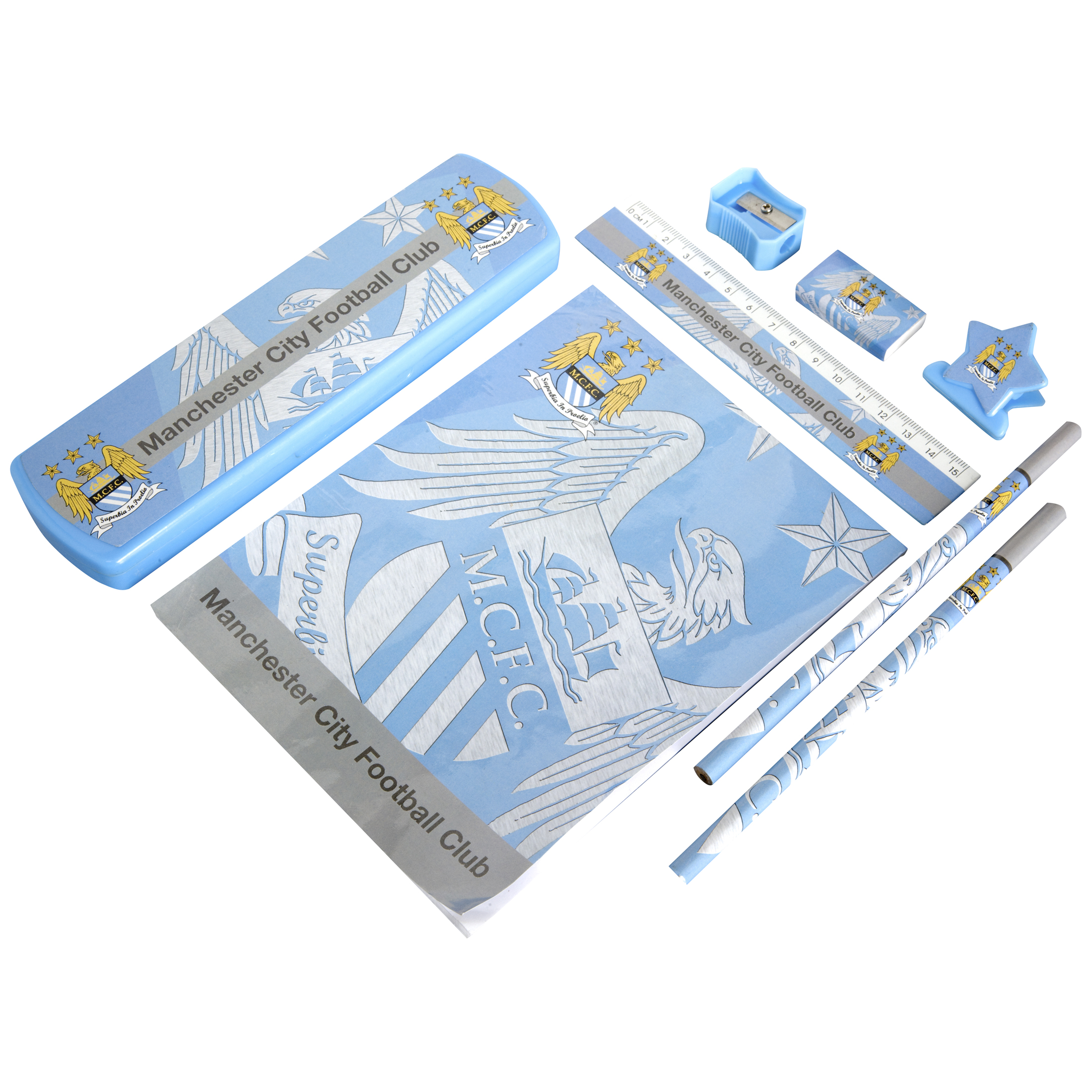 Manchester City Anson Pp Carry Set