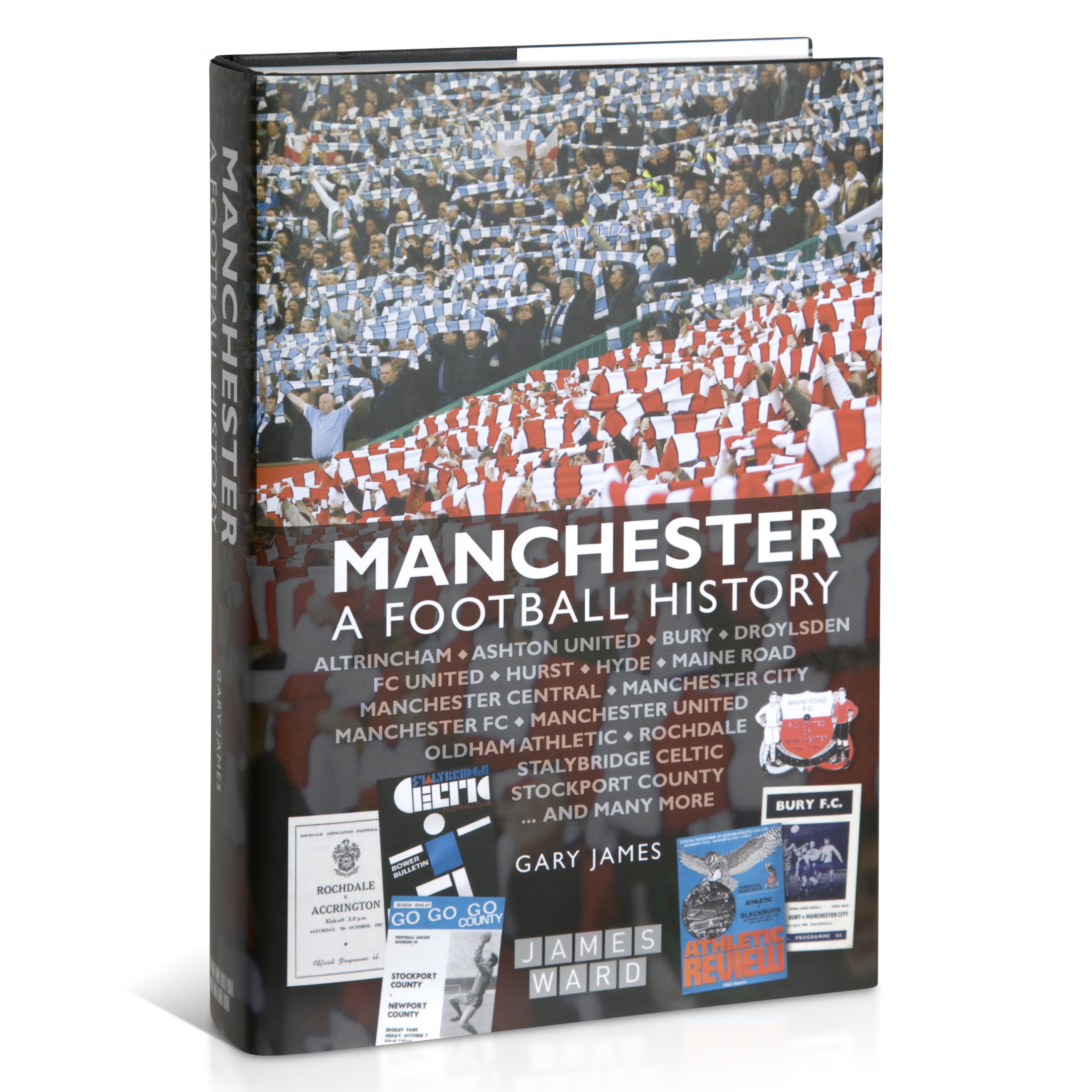 Manchester City Manchester a Football History Book