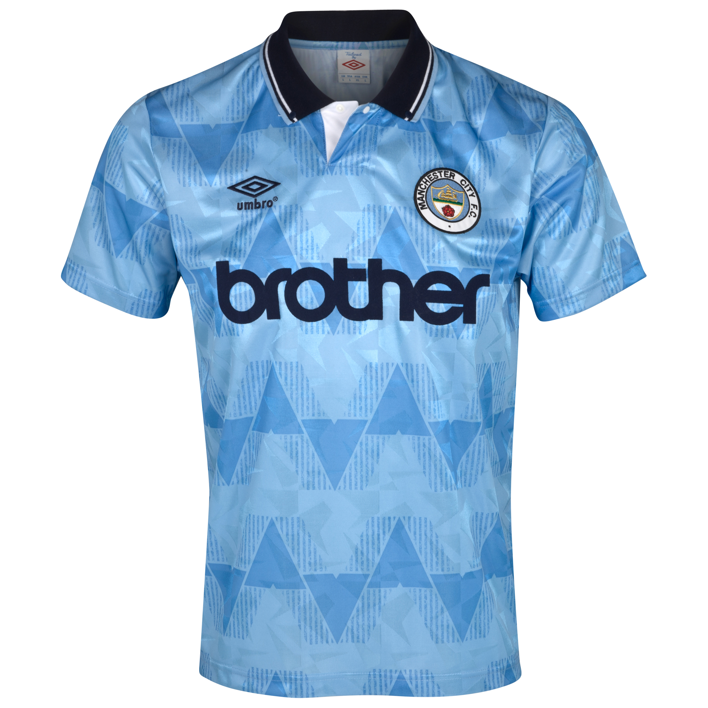 Manchester City 1989 Home Shirt