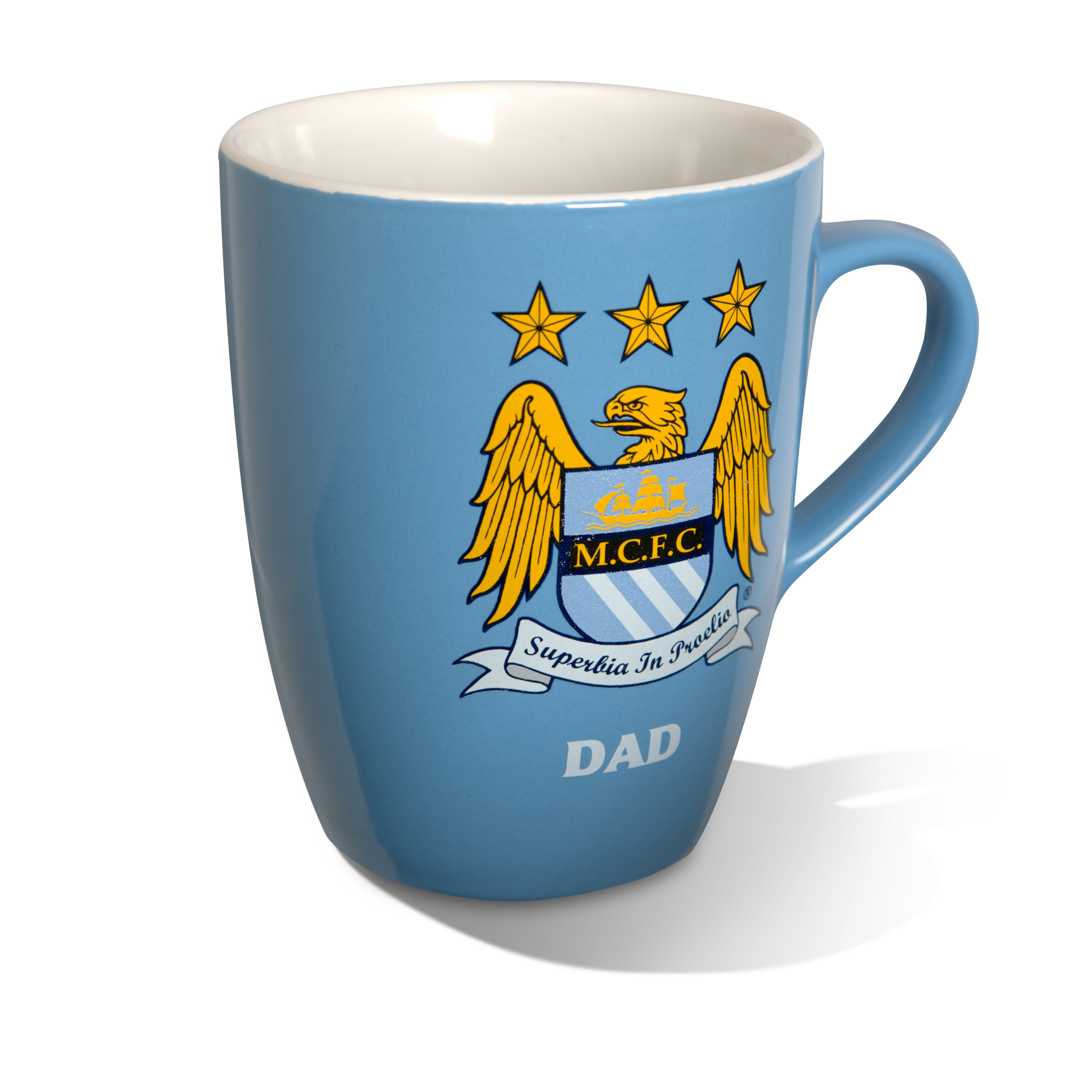 Manchester City Personalised Mug