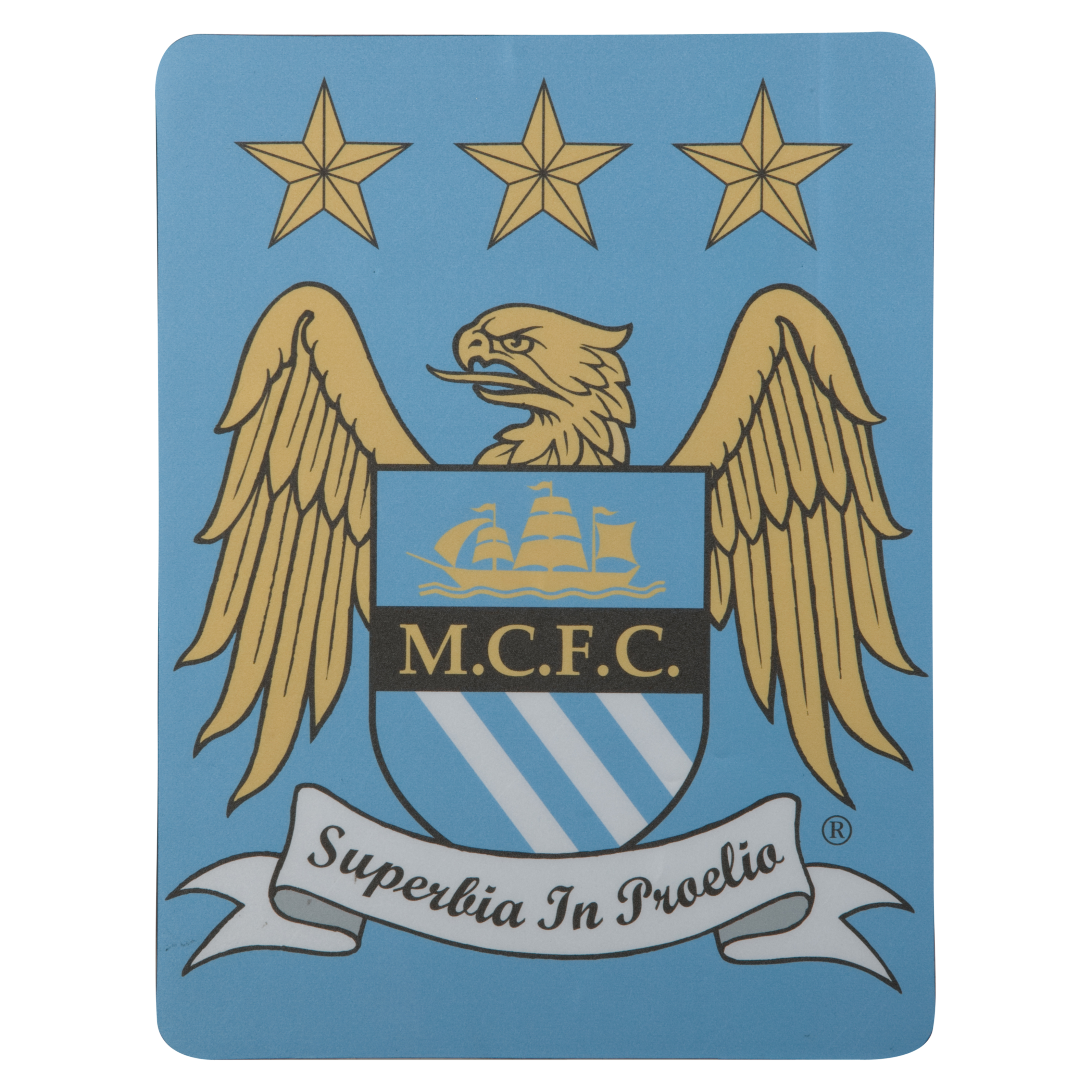 Manchester City Mouse Mat